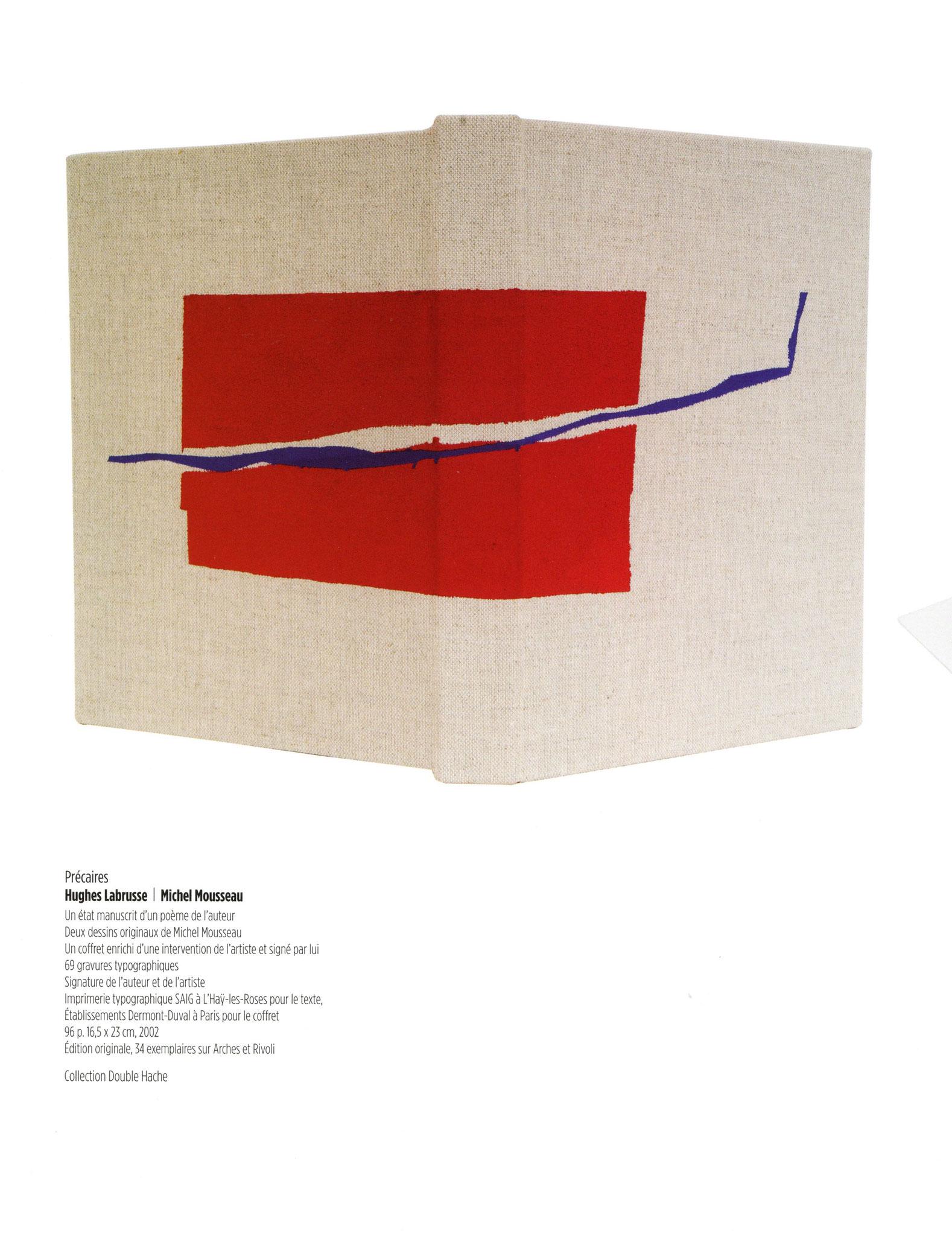 Précaires - Hughes Labrusse / Michel Mousseau