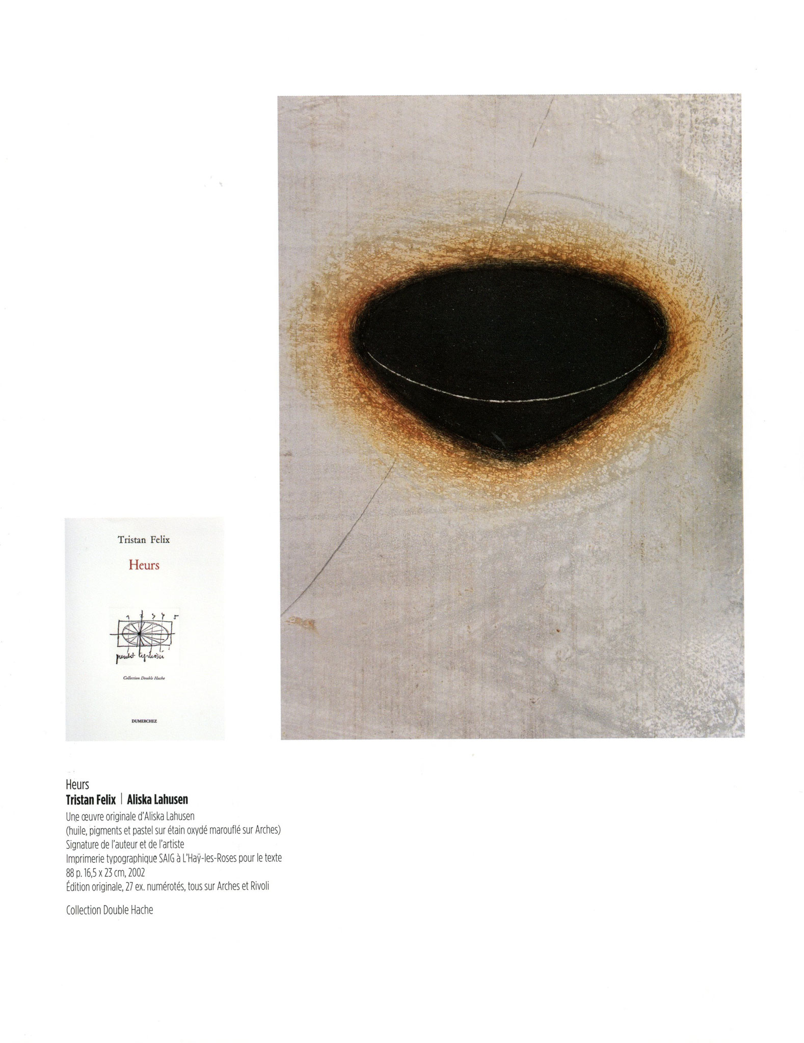 Heurs - Tristan Felix / Aliska Lahusen