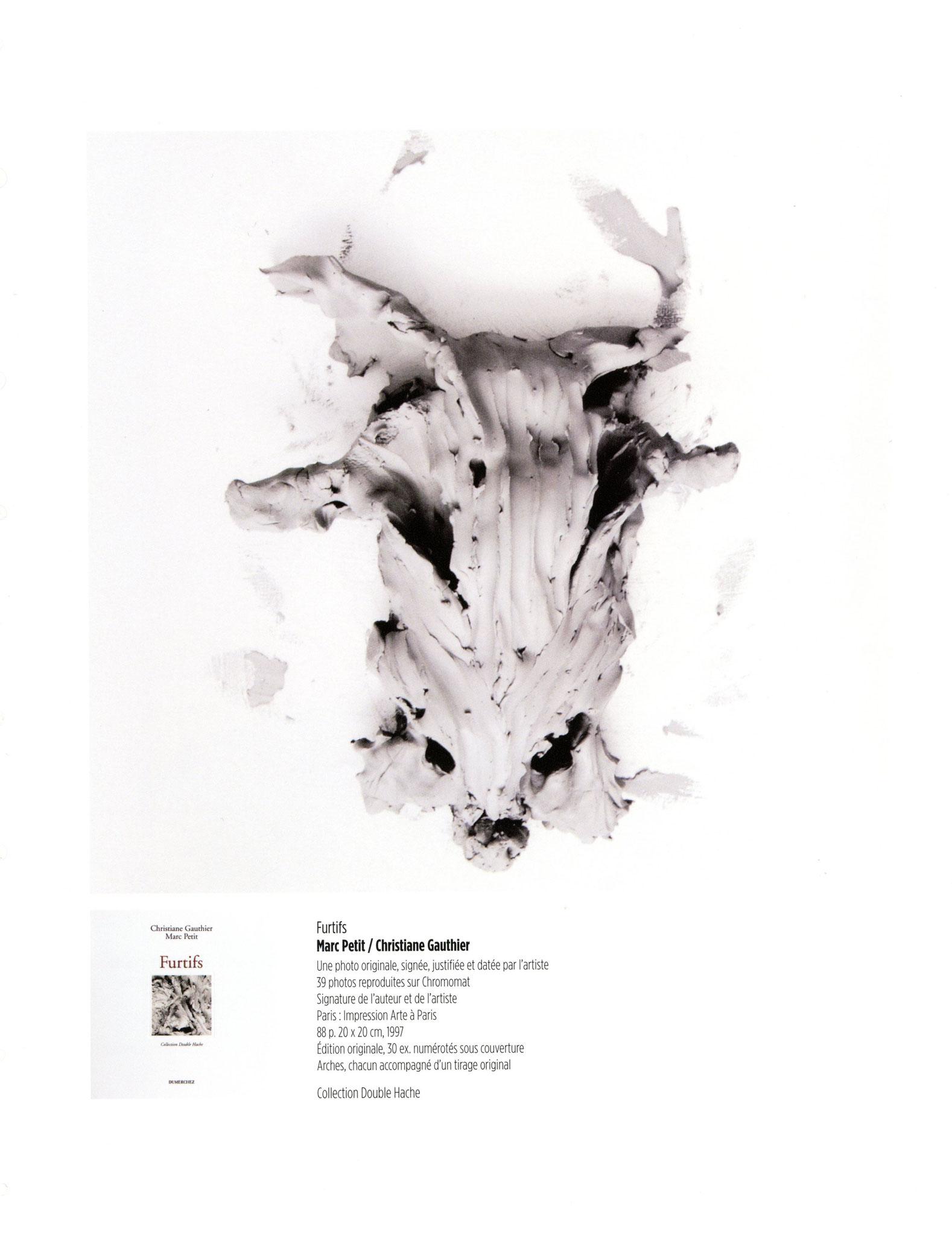 Furtifs - Marc Petit / Christiane Gauthier