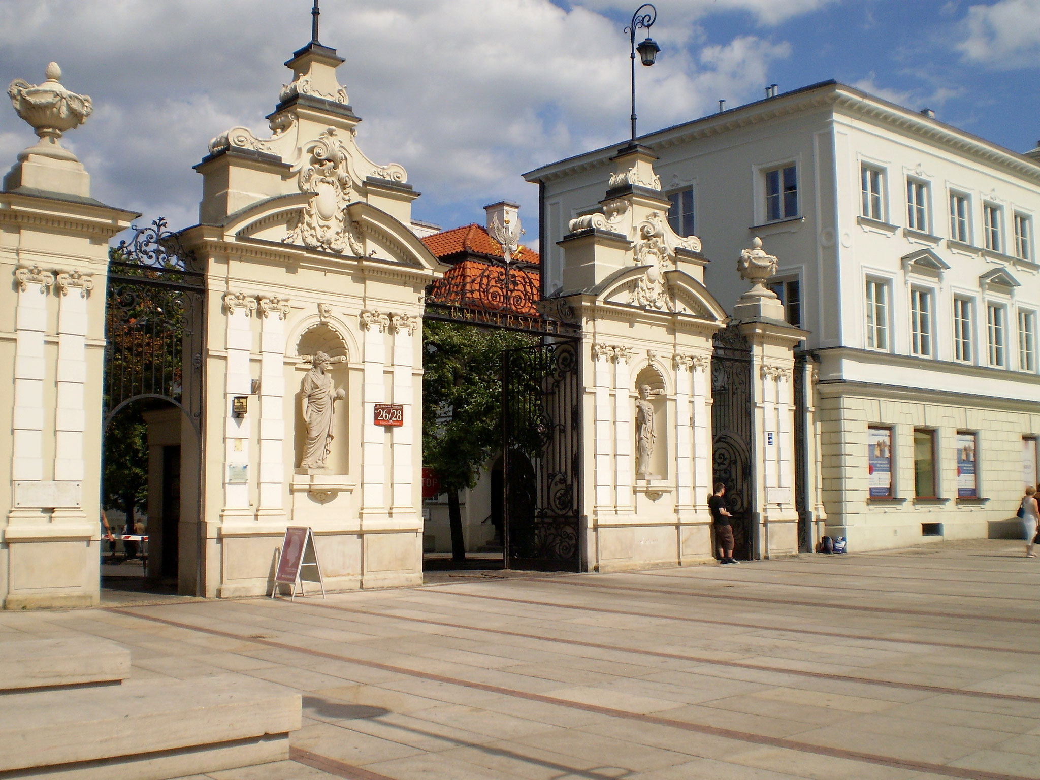 UNIVERSIDAD DE VARSOVIA