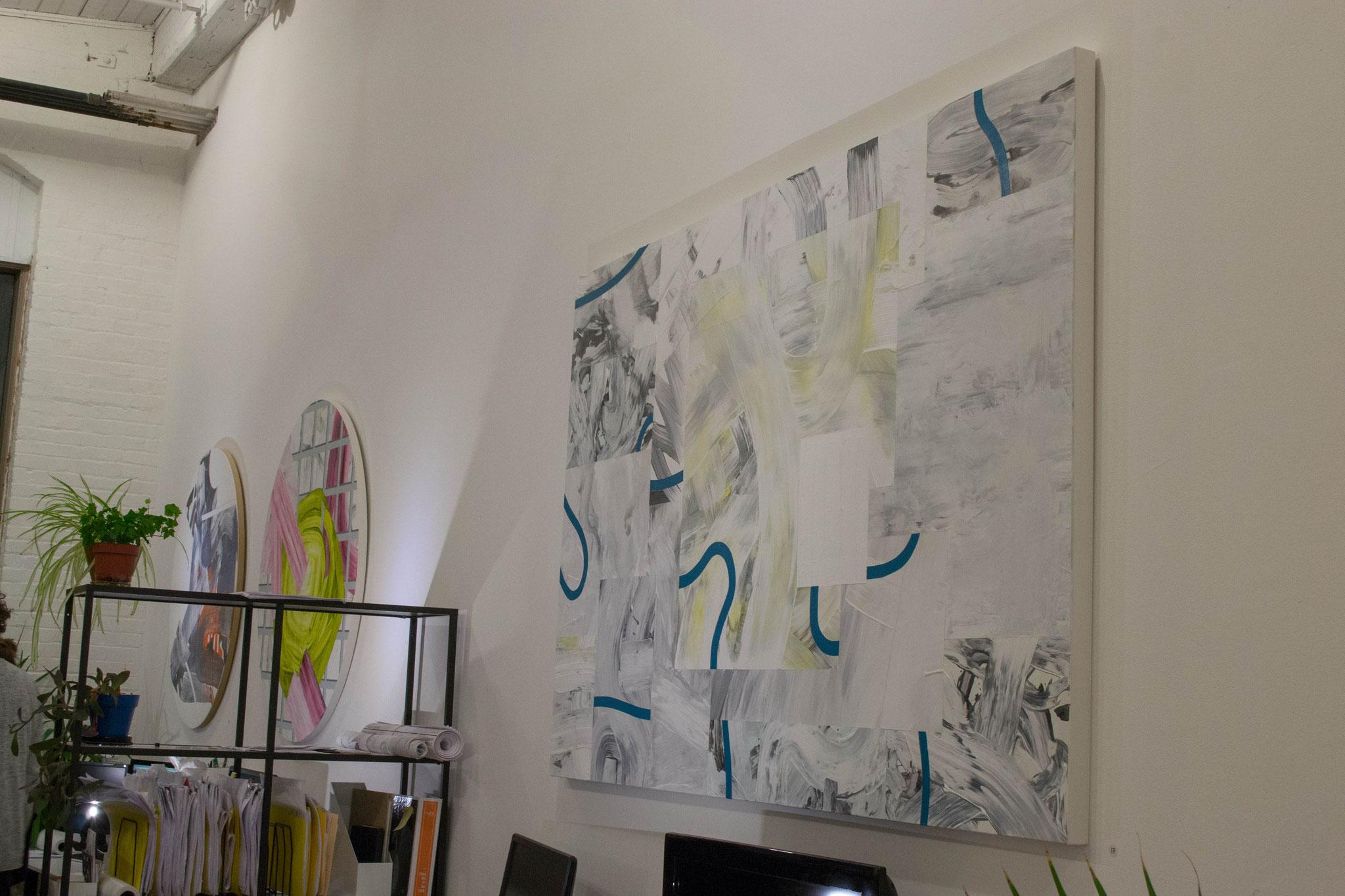 Installation view, 20/11/15