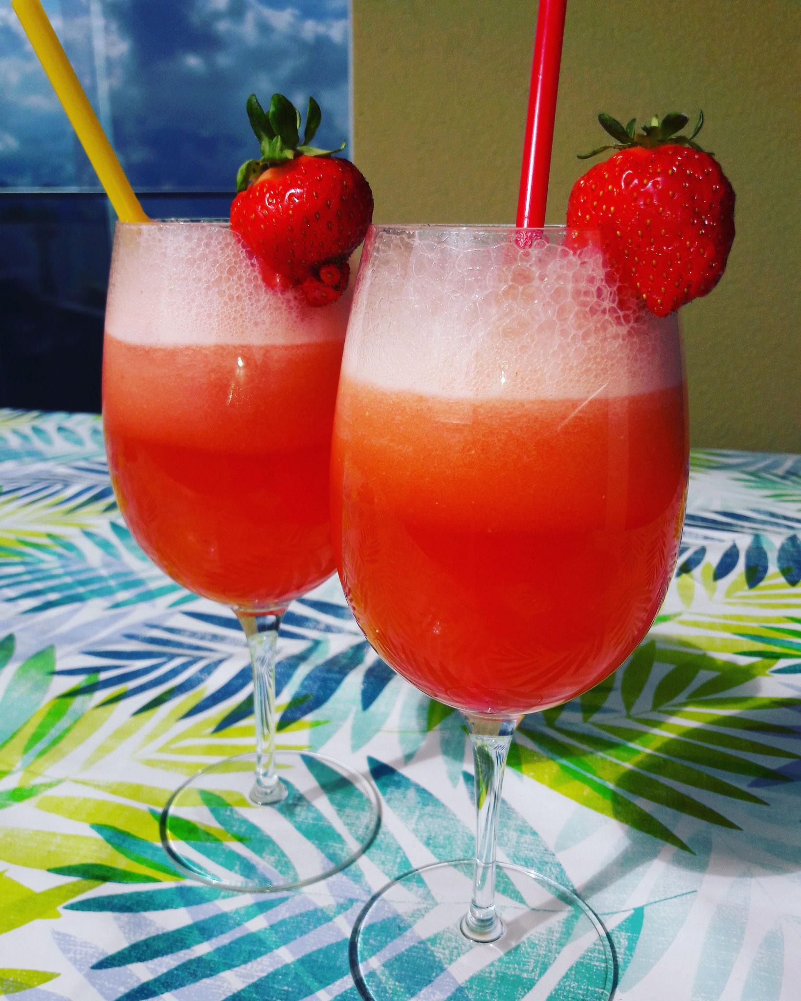 Sommer Drinks
