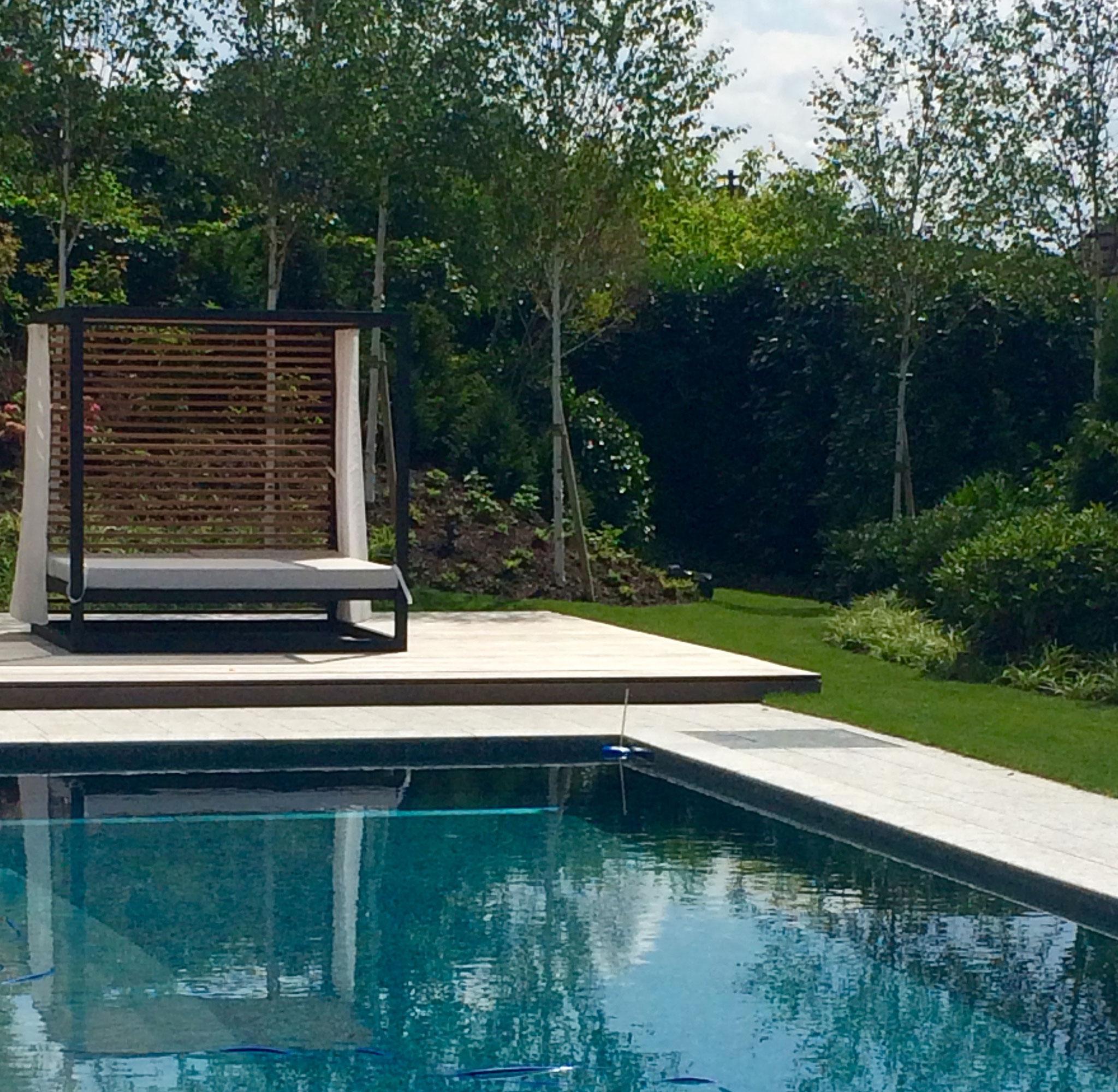 Pool Villa in Erlenbach