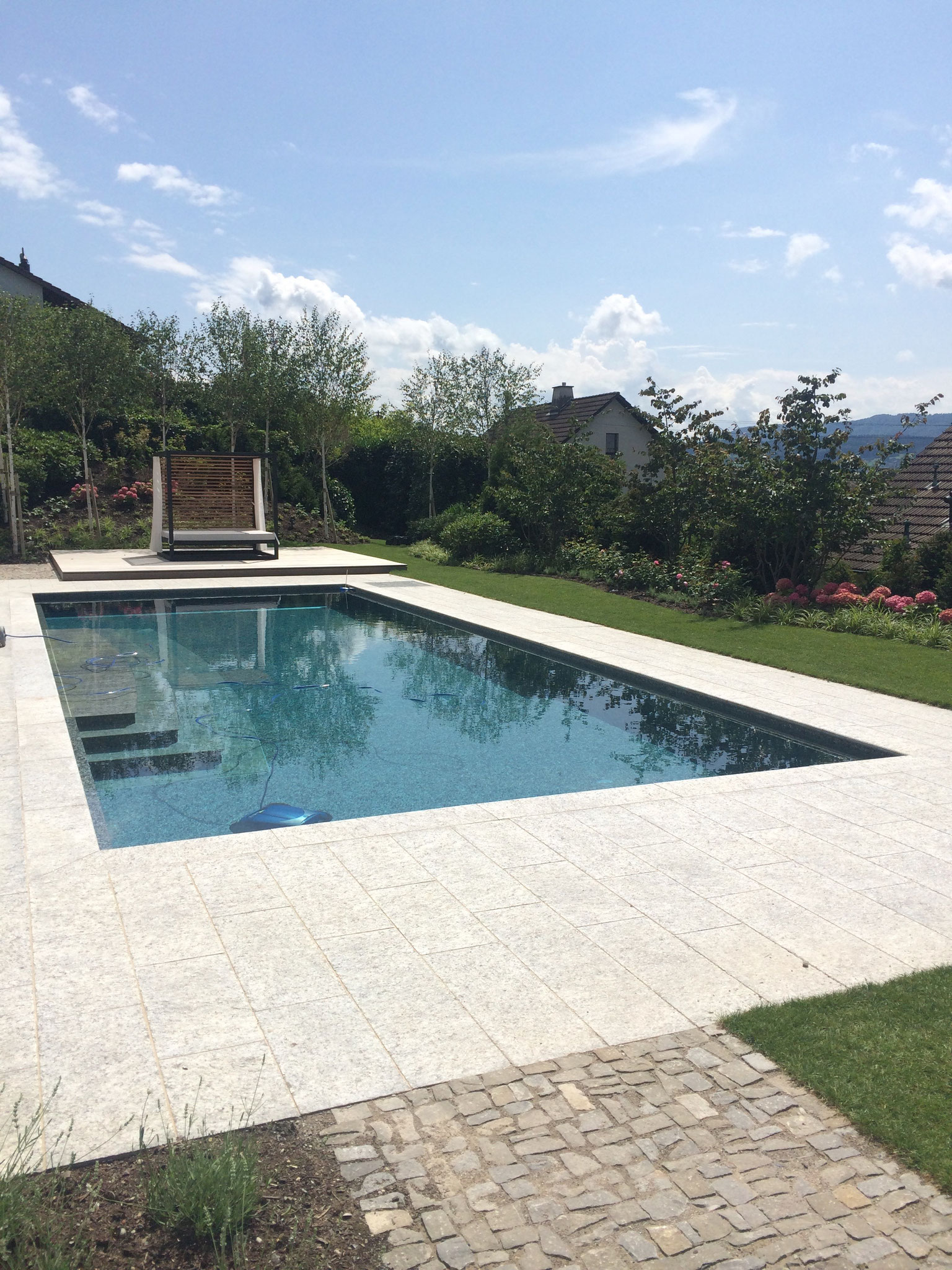 Pool Villa in Erlenbach