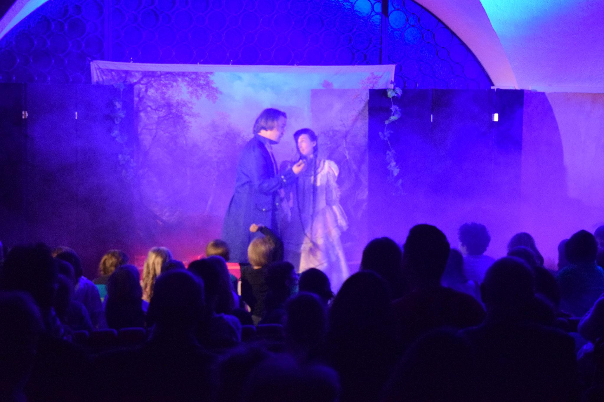 Die Zauberflöte für Kinder (c) Oper@Tee Kinderoper in der Krypta