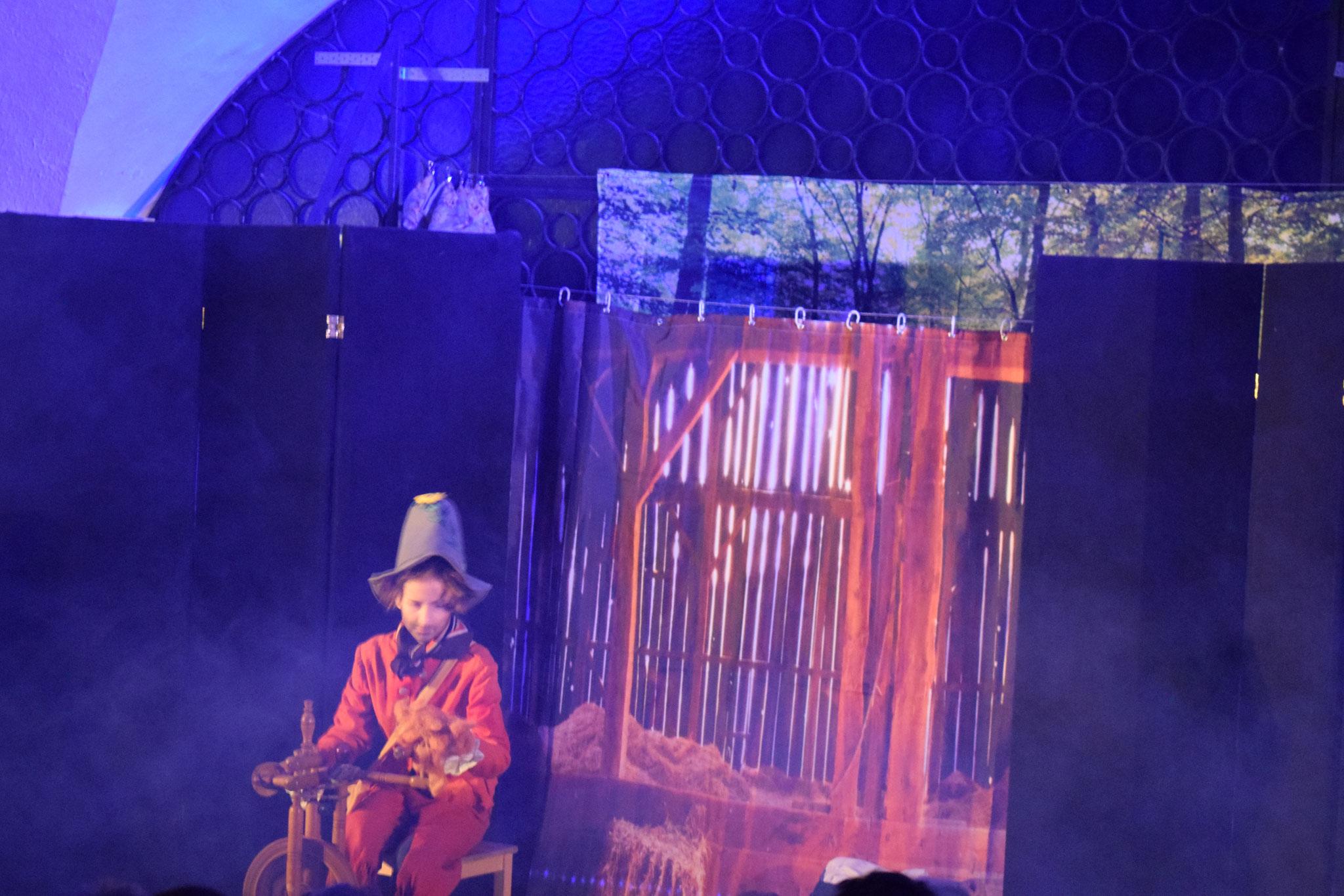 Rumelstilzchen (c) Oper@Tee Kinderoper