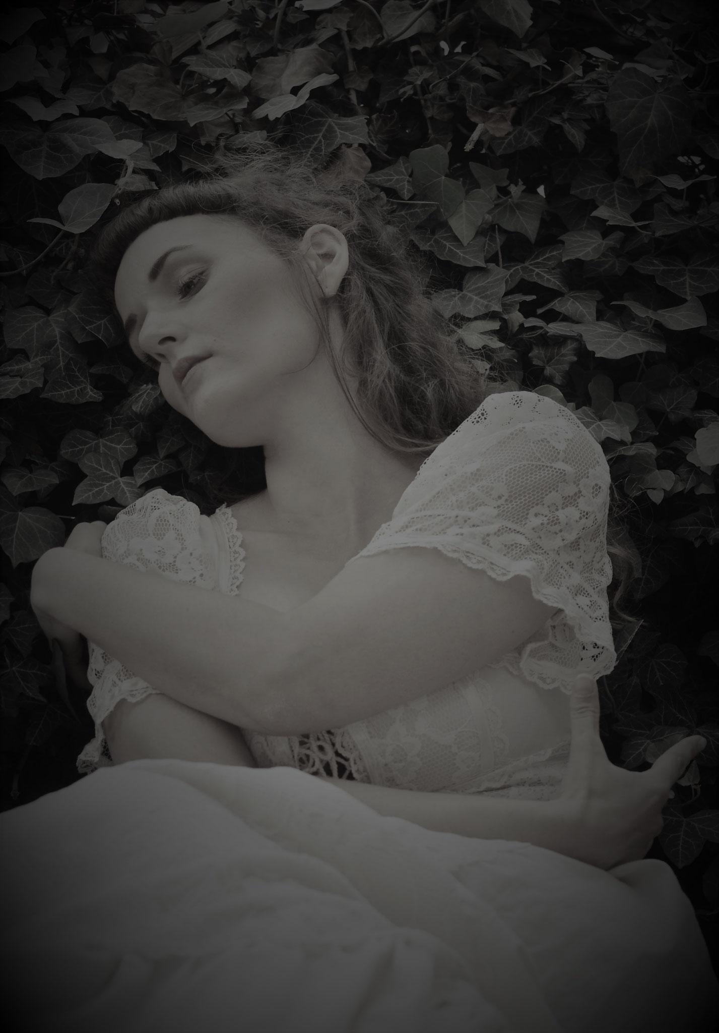 schwarz-weiß Foto von Martina Kunz