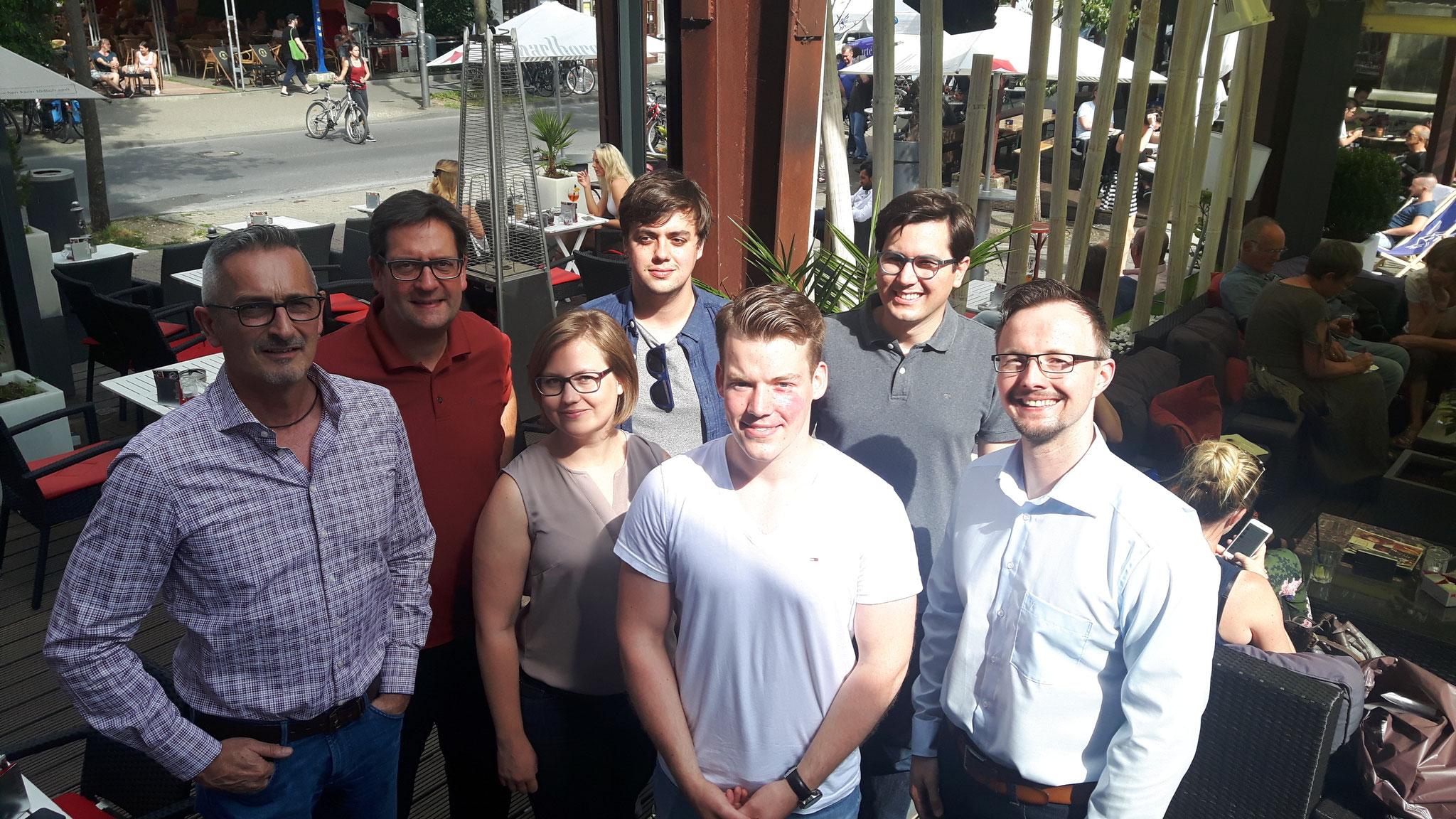 Bezirkskongress 2017 der JuLis