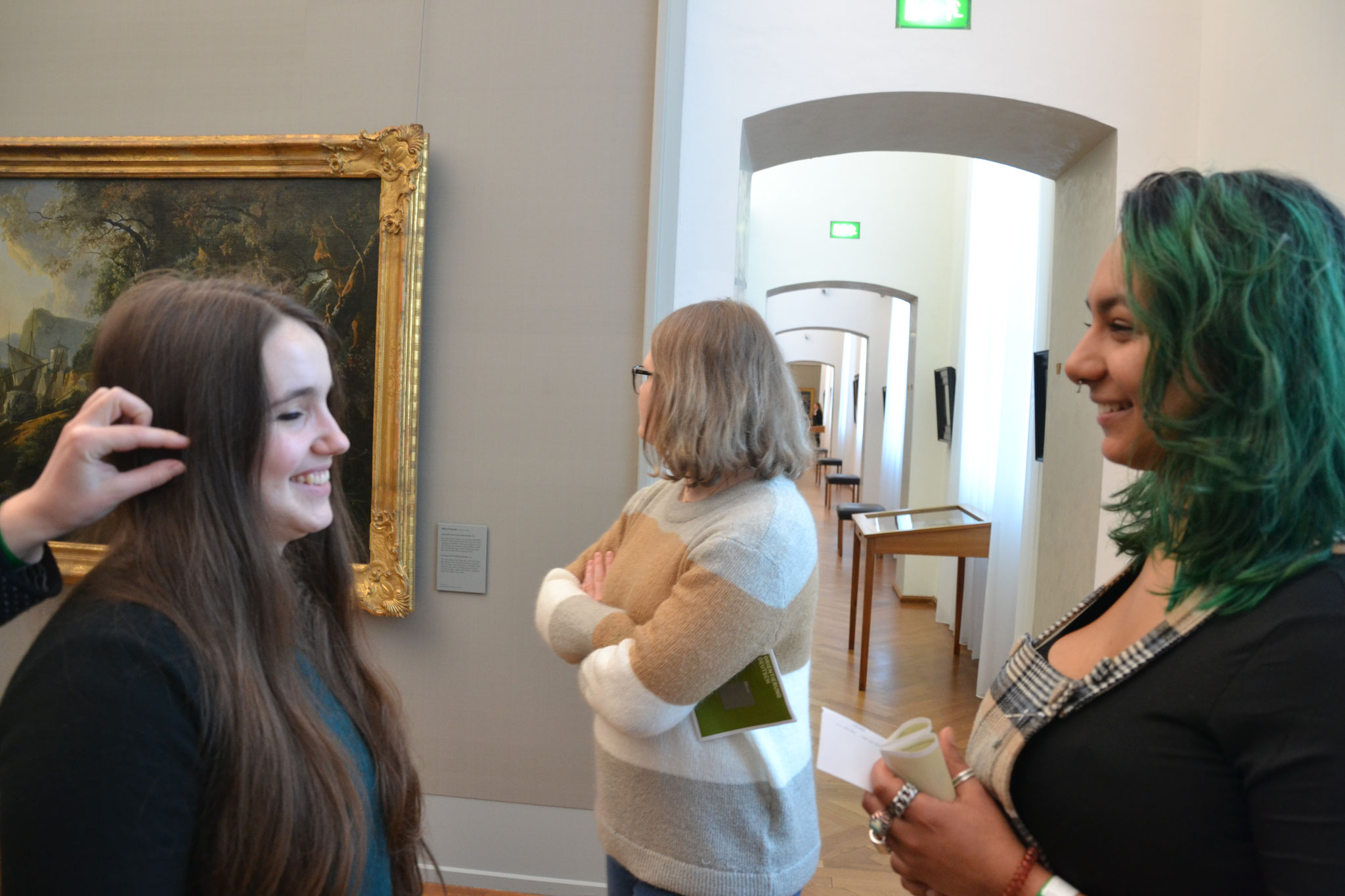 Visite de l'Alte Pinakothek