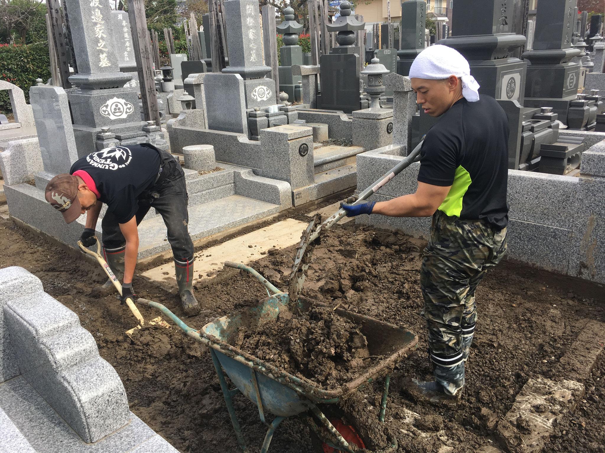 台風19号災害ボランティア