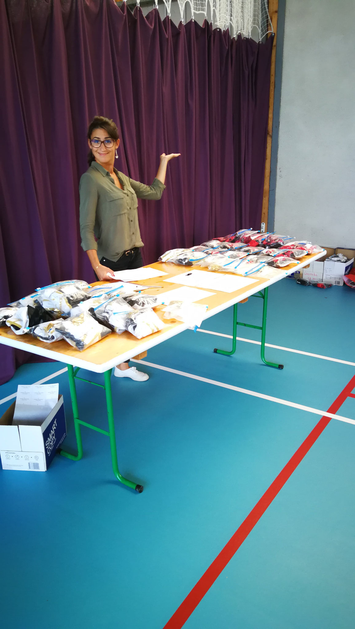 Le stand justeaucorps