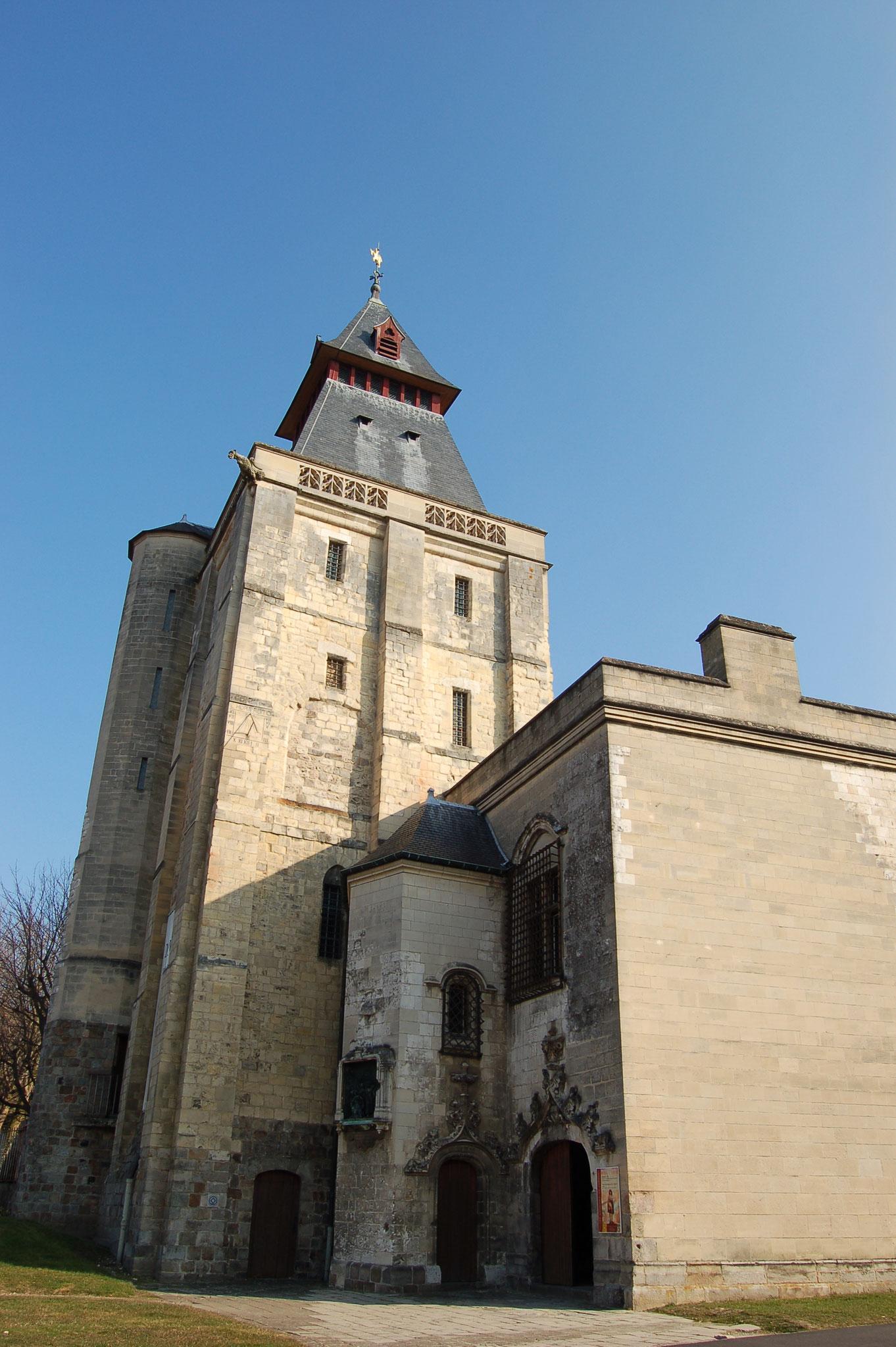 Riche patrimoine historique sur abbeville chambres hote abbeville velo - Office tourisme abbeville ...