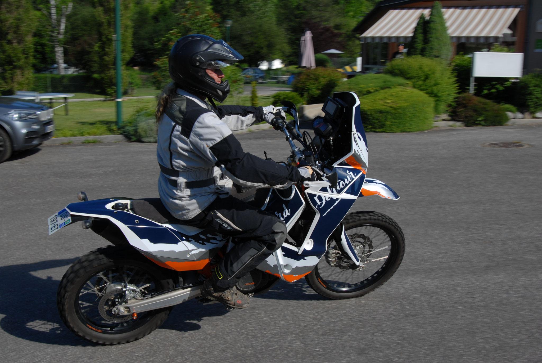 passion et decouverte chambres d hotes randonnées quad moto
