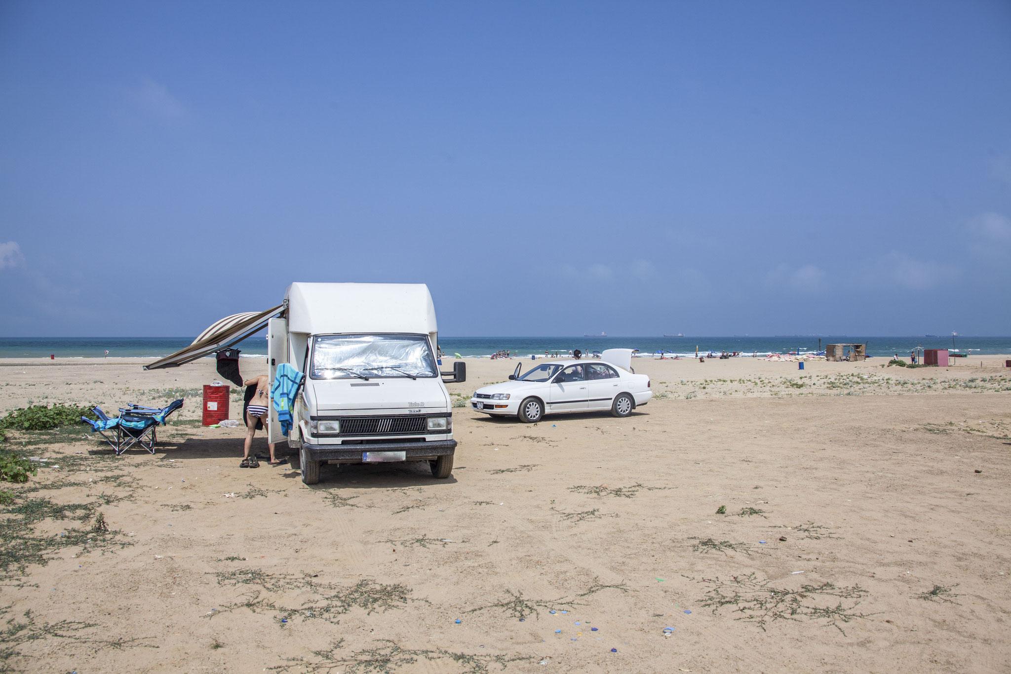 Ü-Platz am Schwarzen Meer