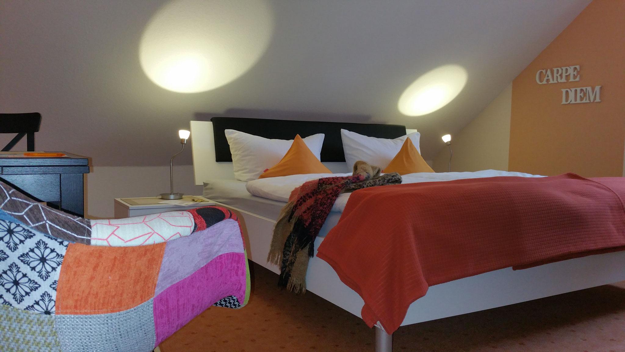 Komfort Zimmer 3 - ankommen und wohlfühlen!