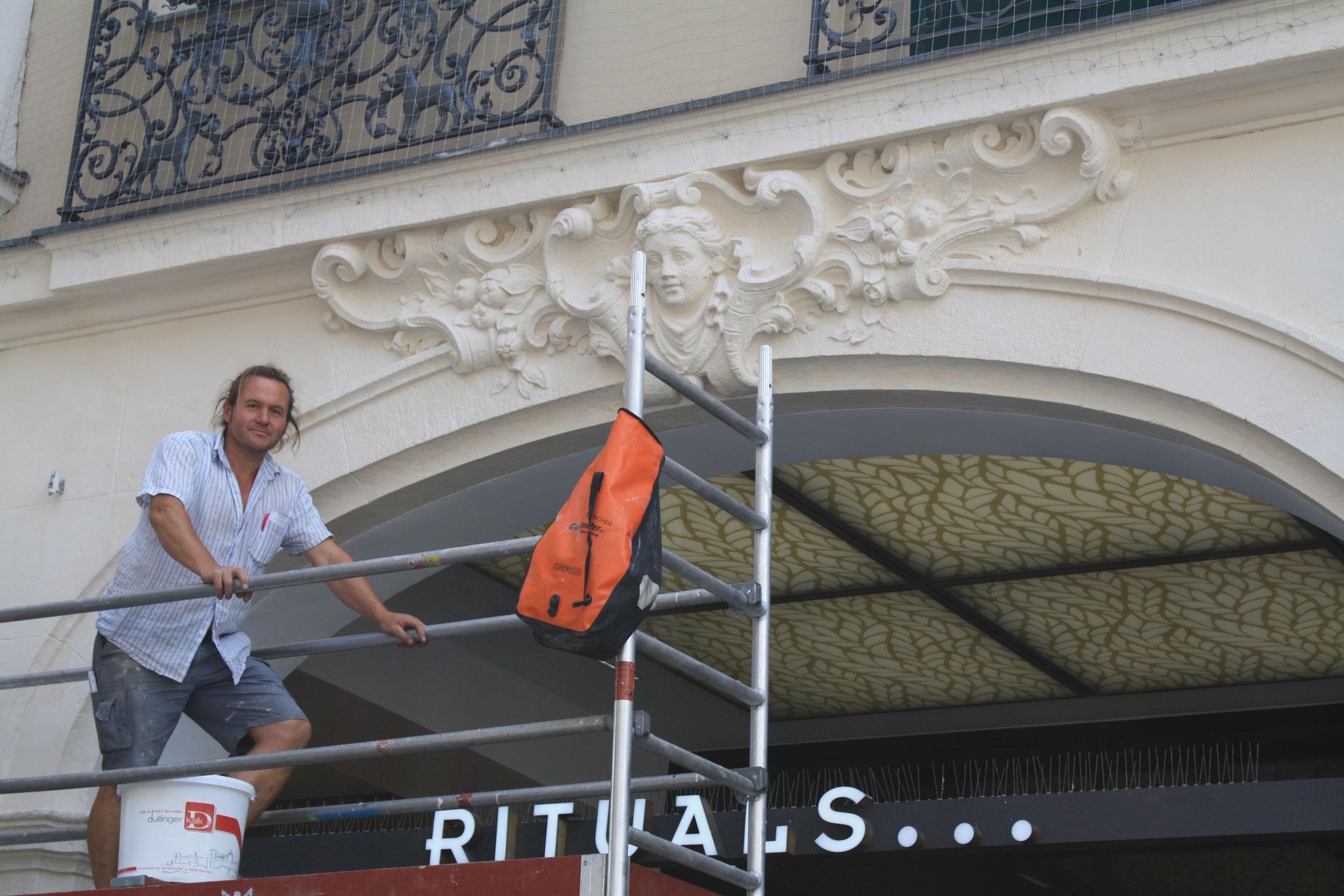 Steinmetz Robert Ployer München Stachus