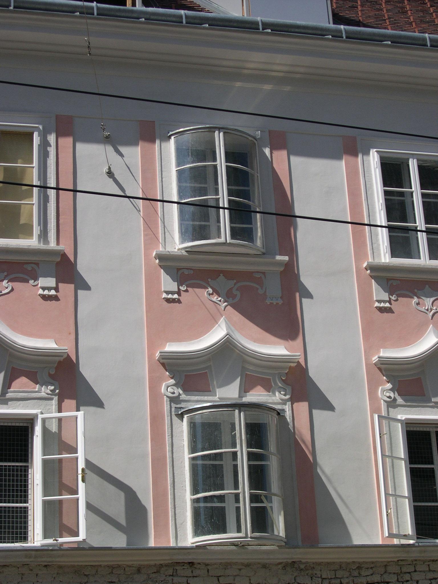 Felzmann Bau Fassade Wien