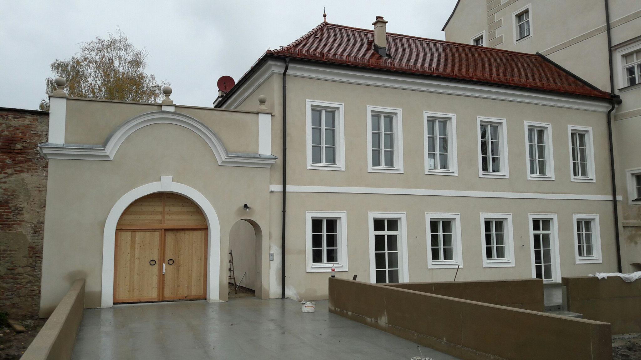 Unideko GmbH Schloß Steinabrunn