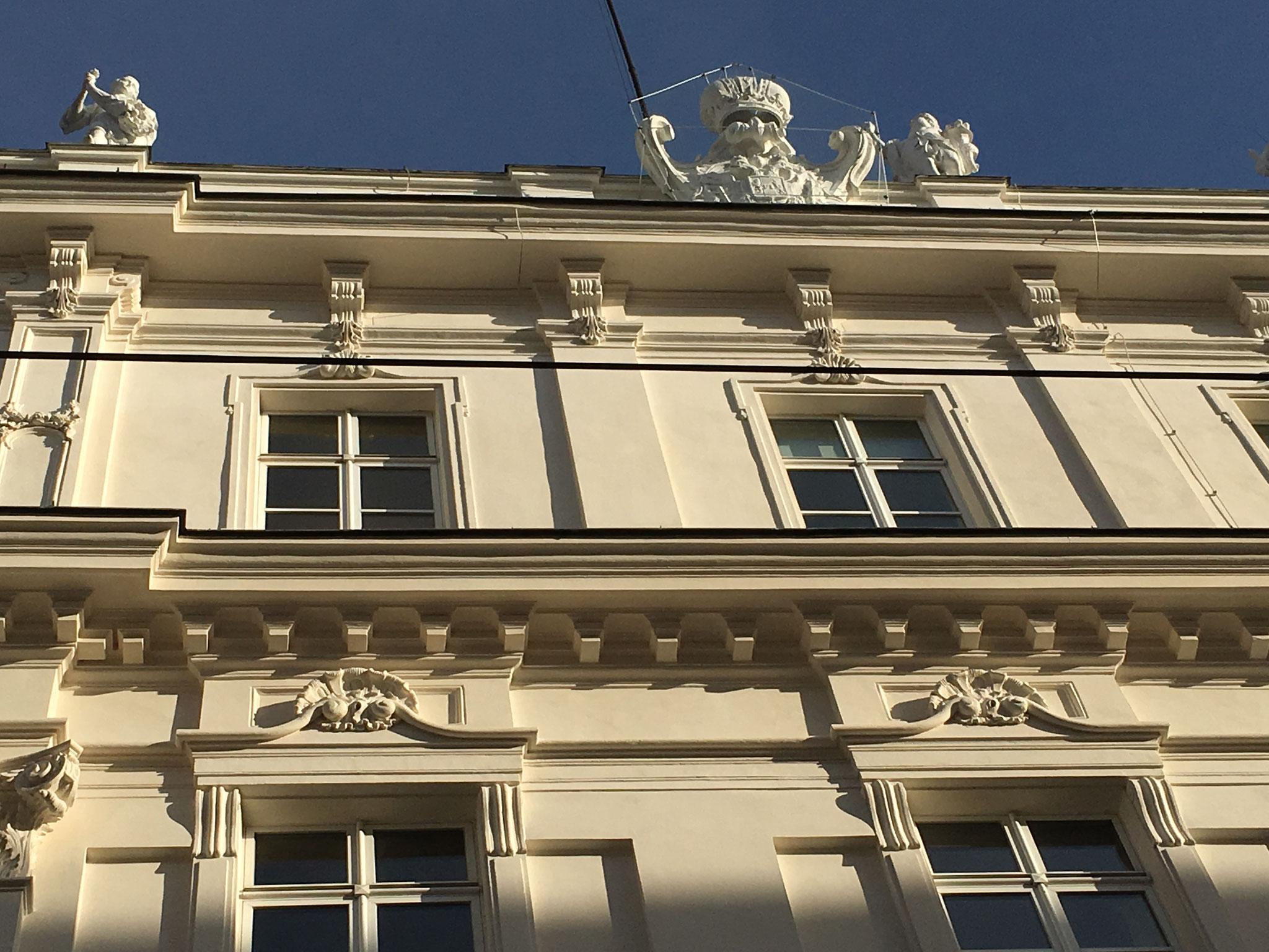 Malerei Göls Wien Palais Rottal