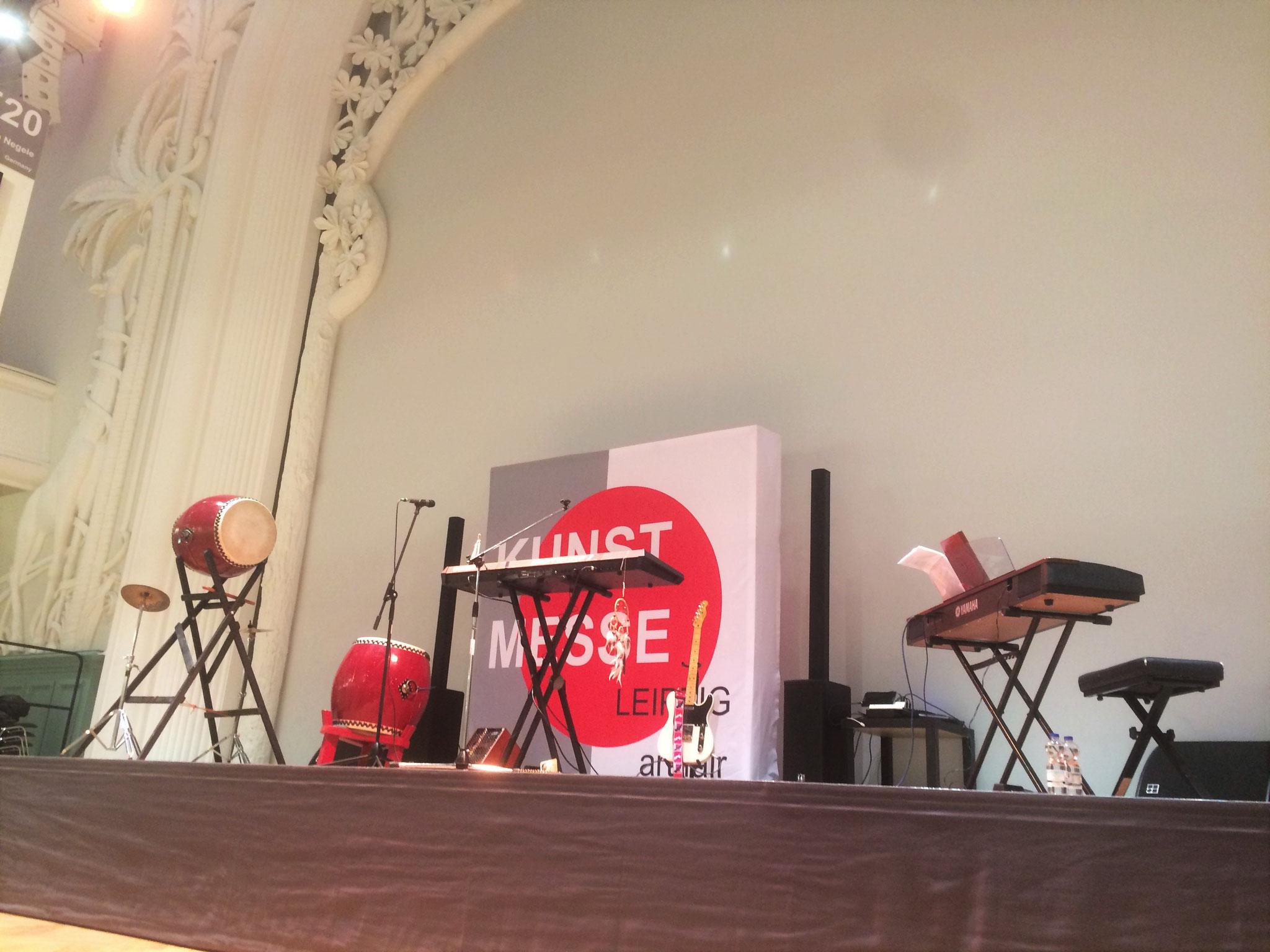 KUNSTMESSE Leipzig @ Kongresshalle