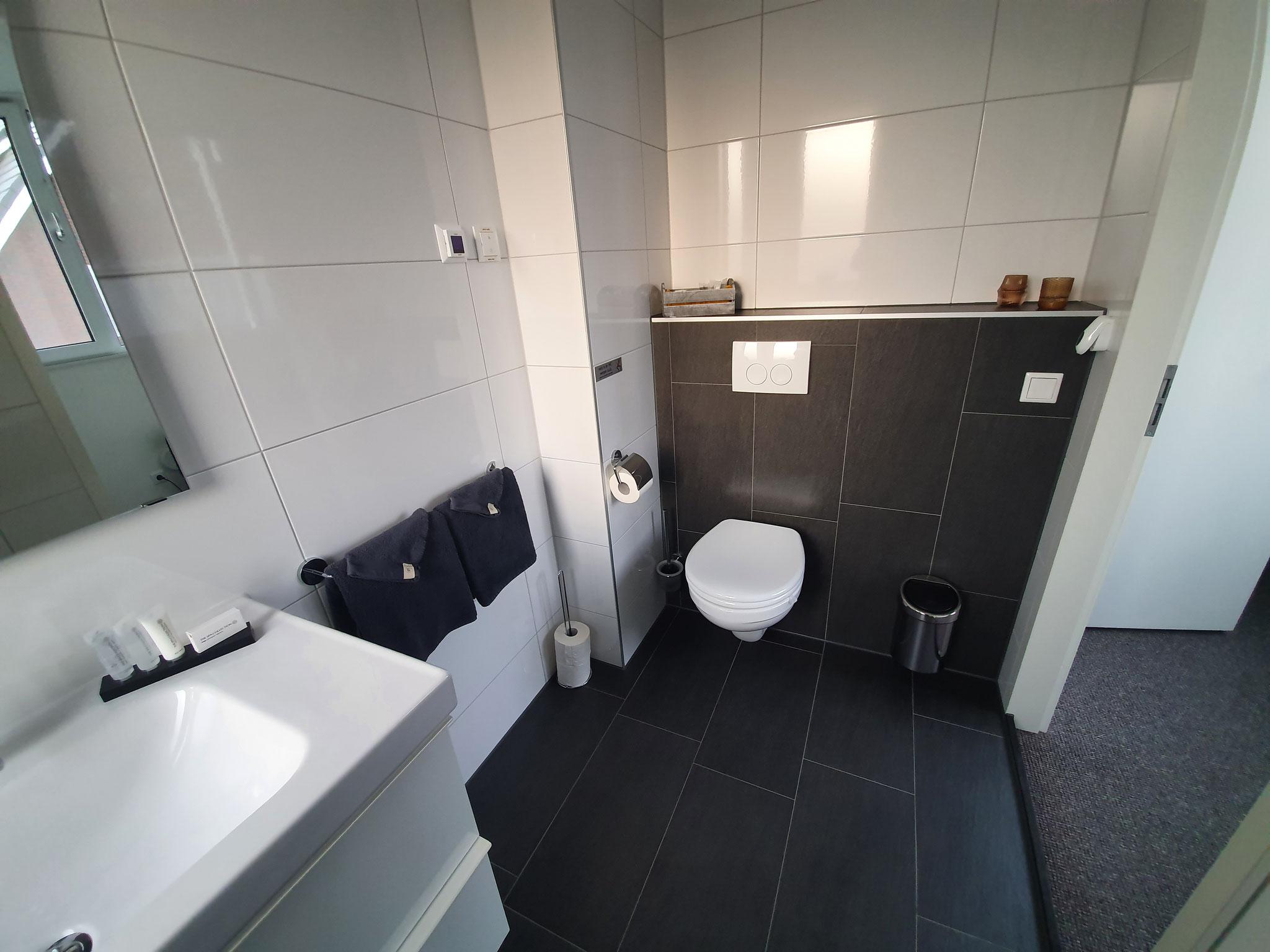 Badkamer / toilet B&B