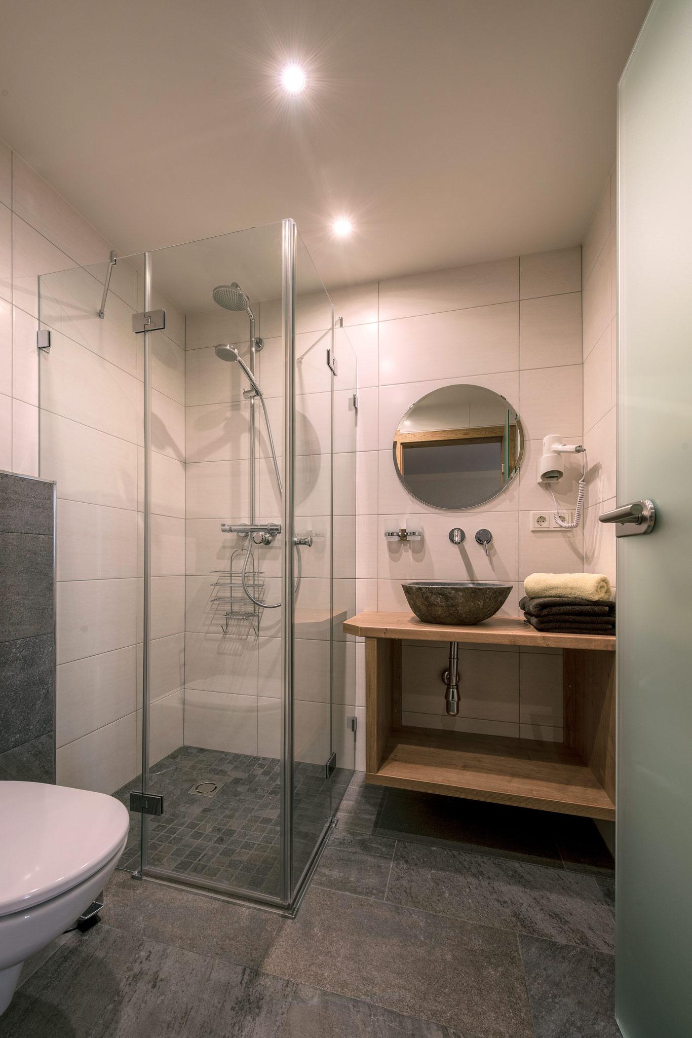 Badezimmer - Luxus-Ferienwohnung Flachau