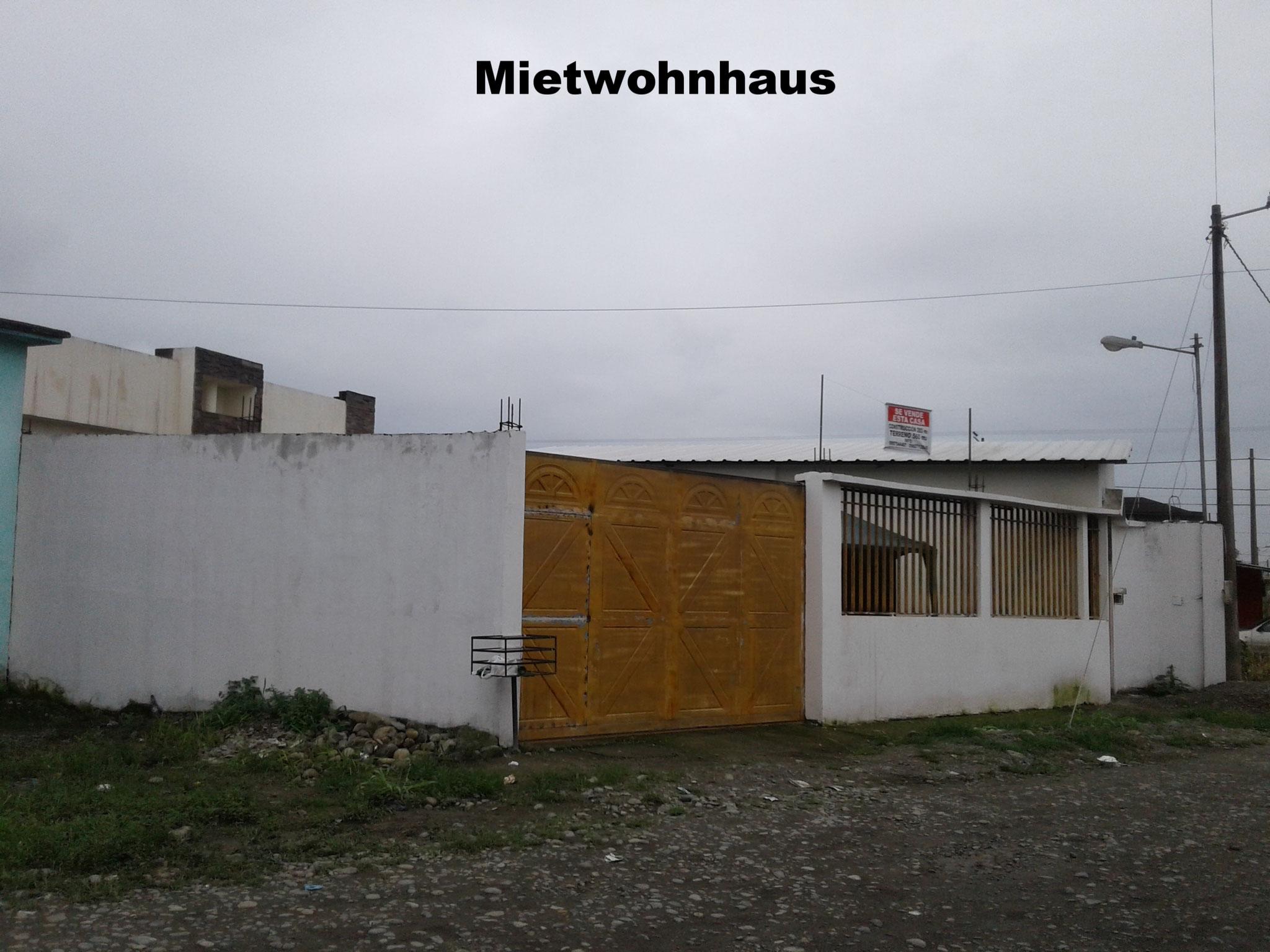 Unser Miethaus