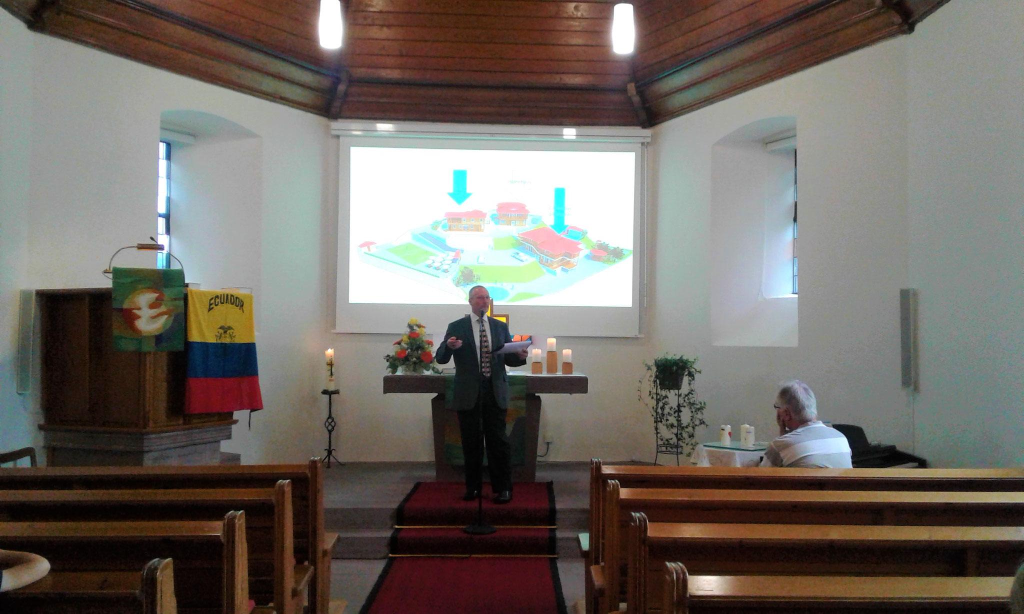 Gottesdienst in Igelsloch