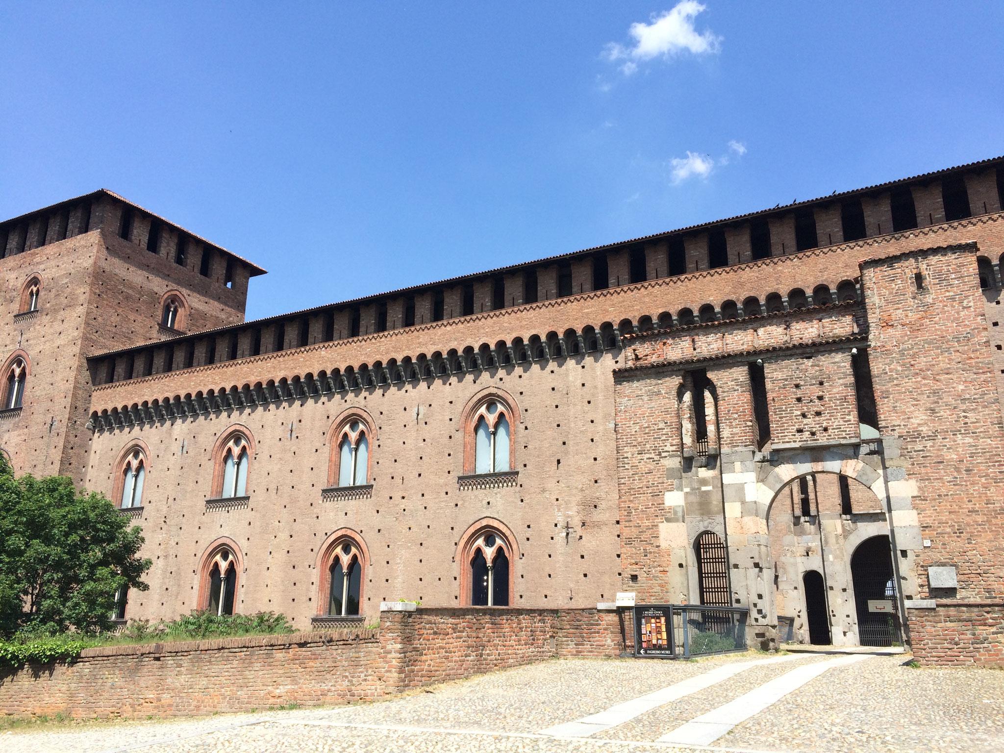 Pavia hat viel zu bieten.