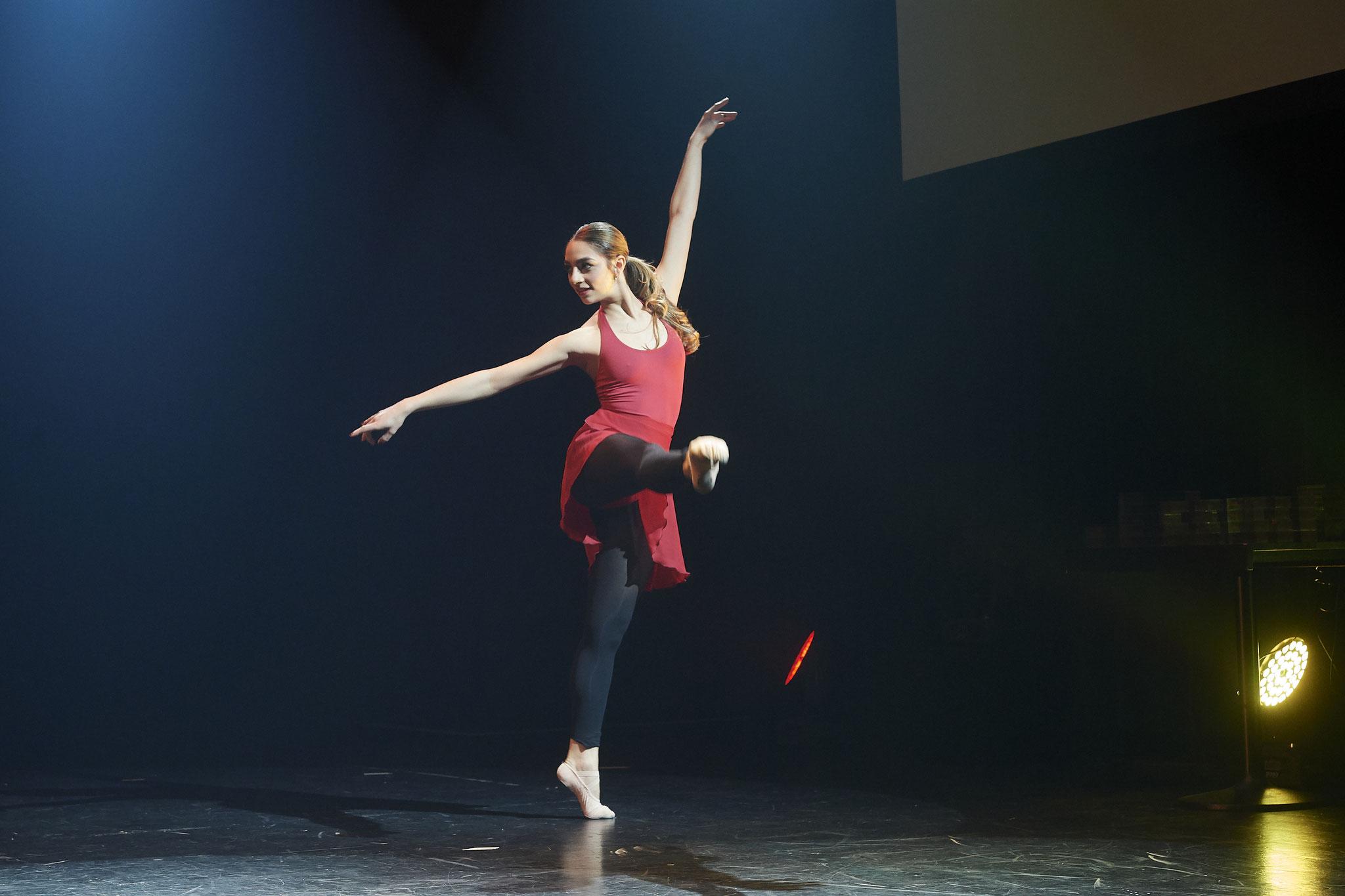 Schaueinlage Tanz 1