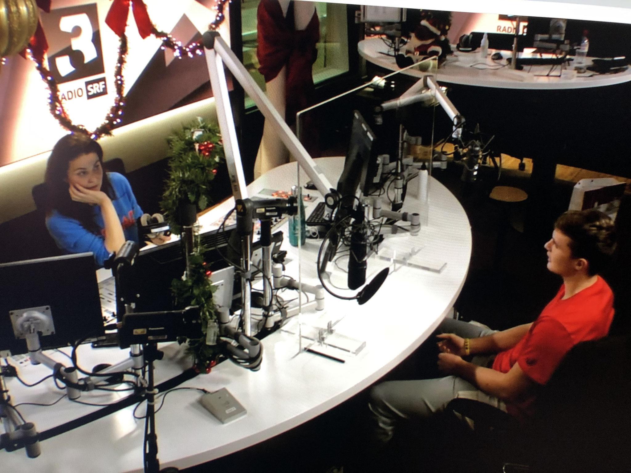 Radio Auftritte
