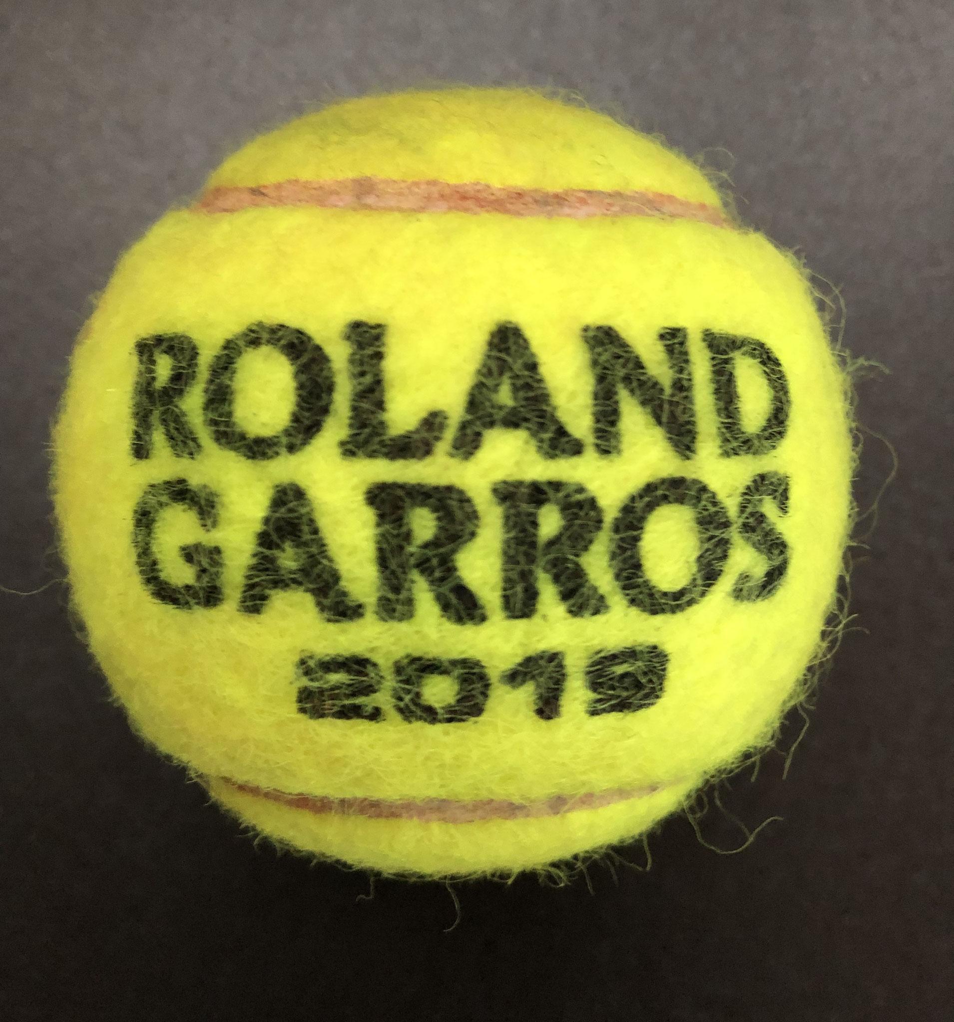 Roland Garros 2019, ich komme.