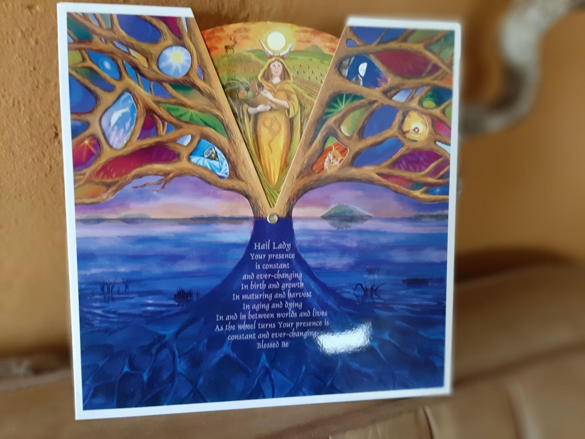 Mother Goddess / Lammas