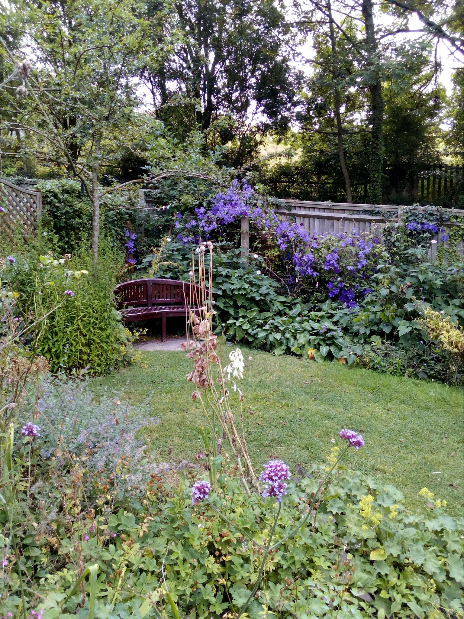 Der friedliche Garten