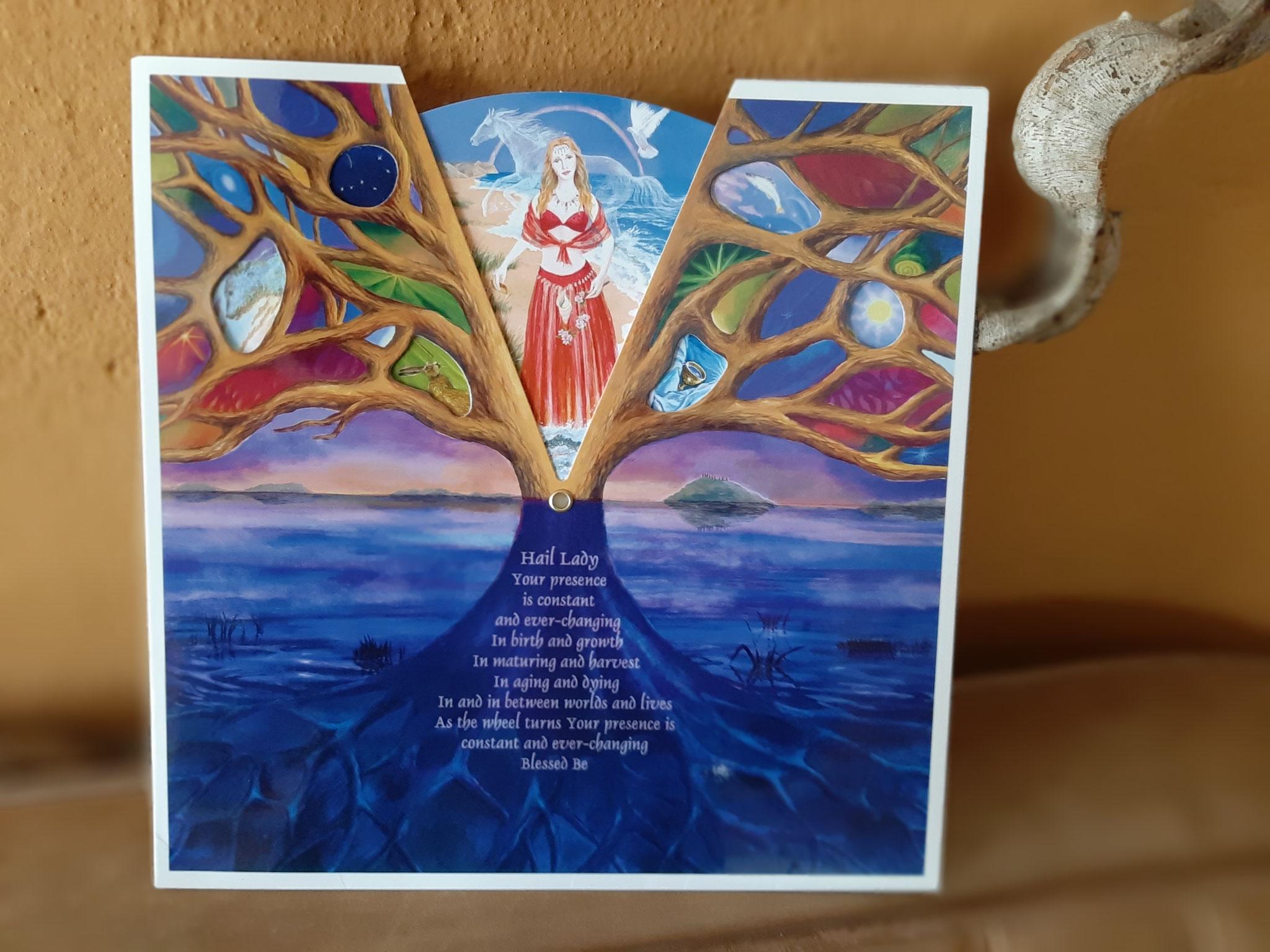 Lover Goddess / Beltane