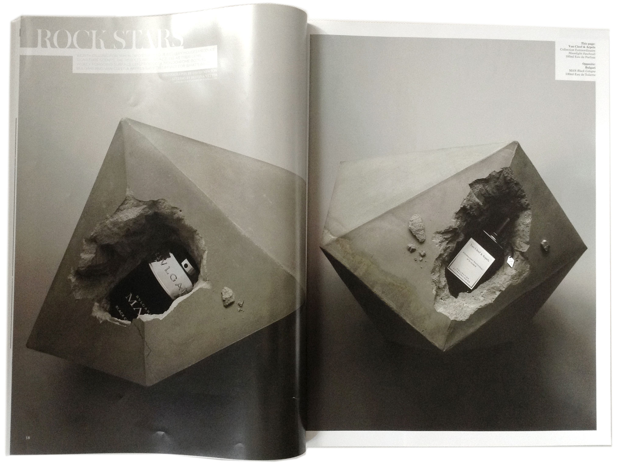 PASiNGA Concrete Sculptures Wylde Magazine Issue 10