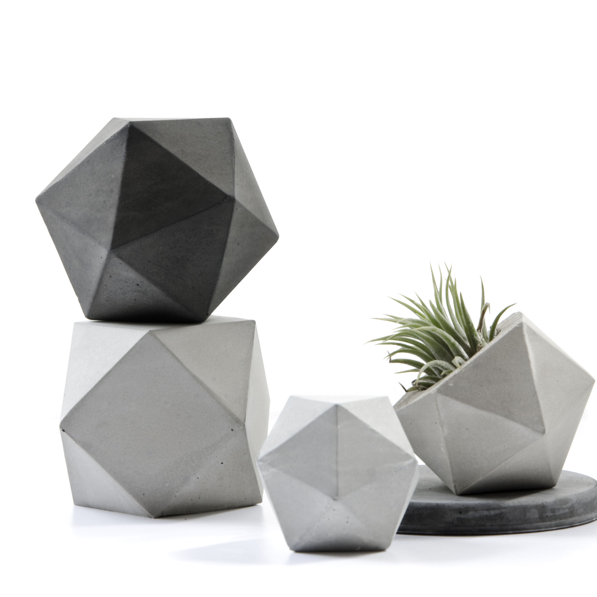 New Geometric Solids