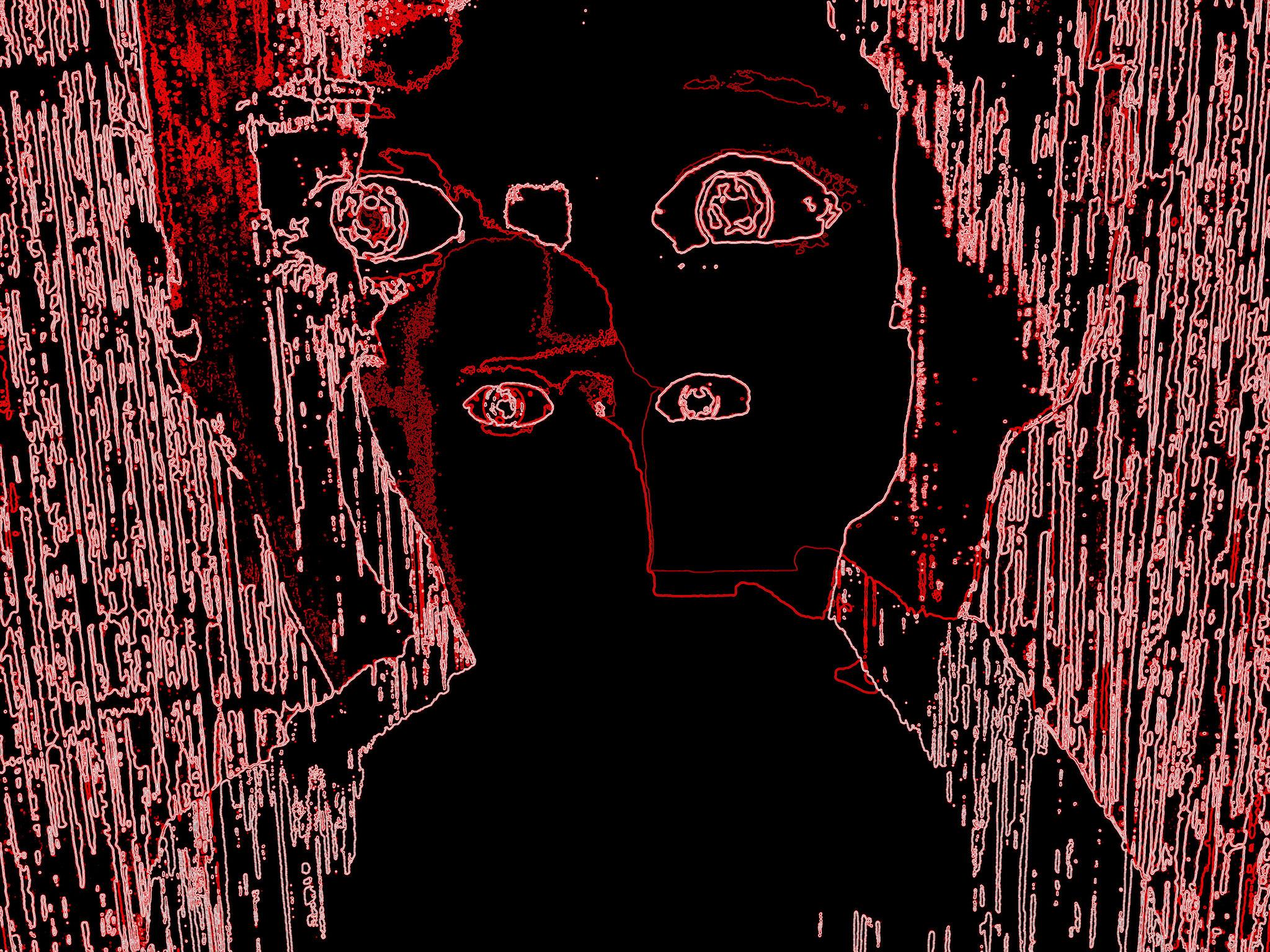 Selbstbildnis im Auge eines anderen Künstlers