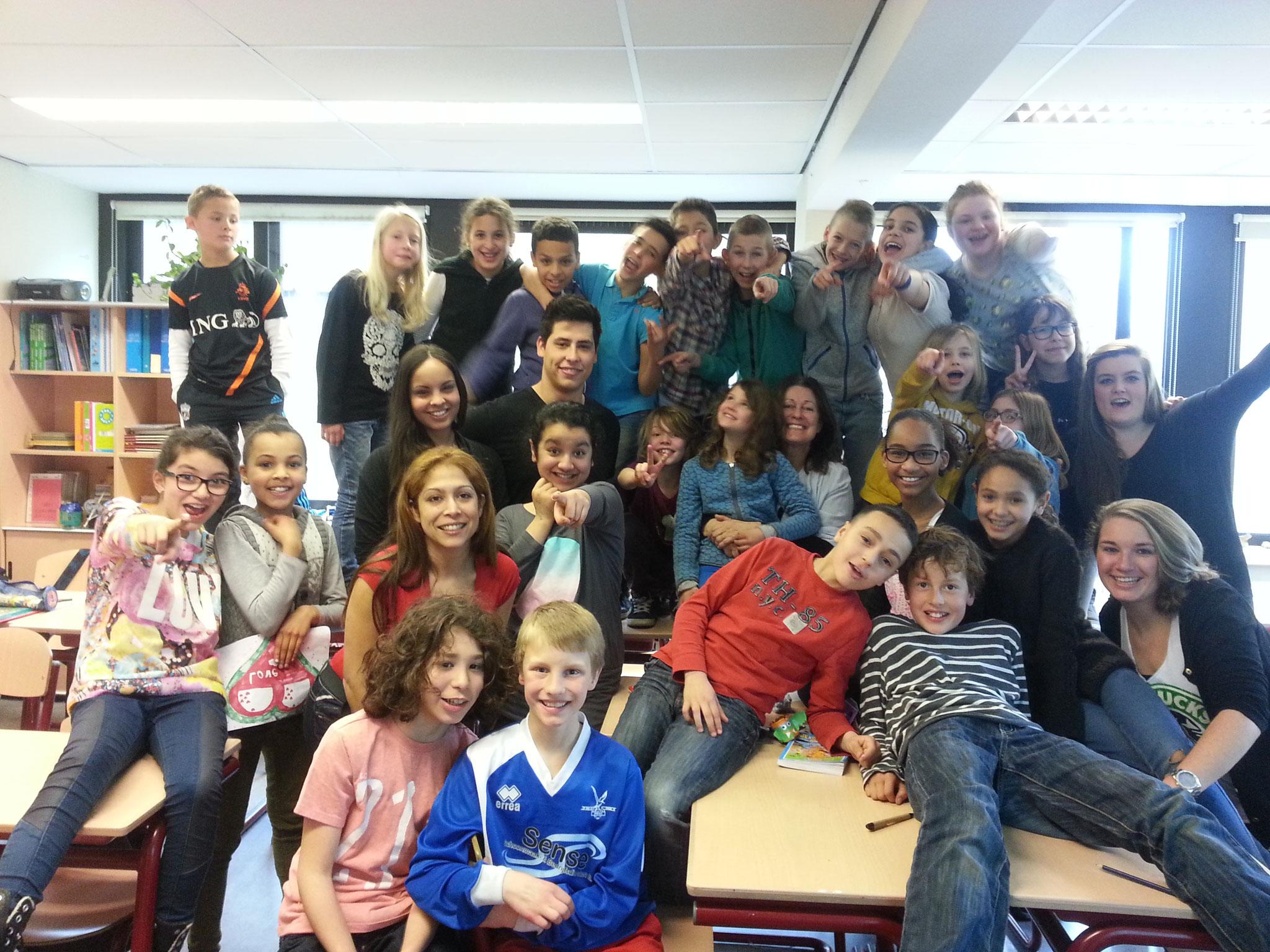 Actie Charity Diner KiKa | © OBS Het Landje