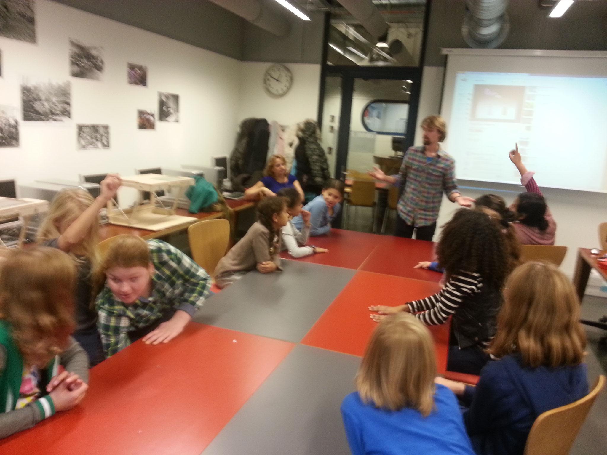 Workshop Animaite  | © OBS Het Landje