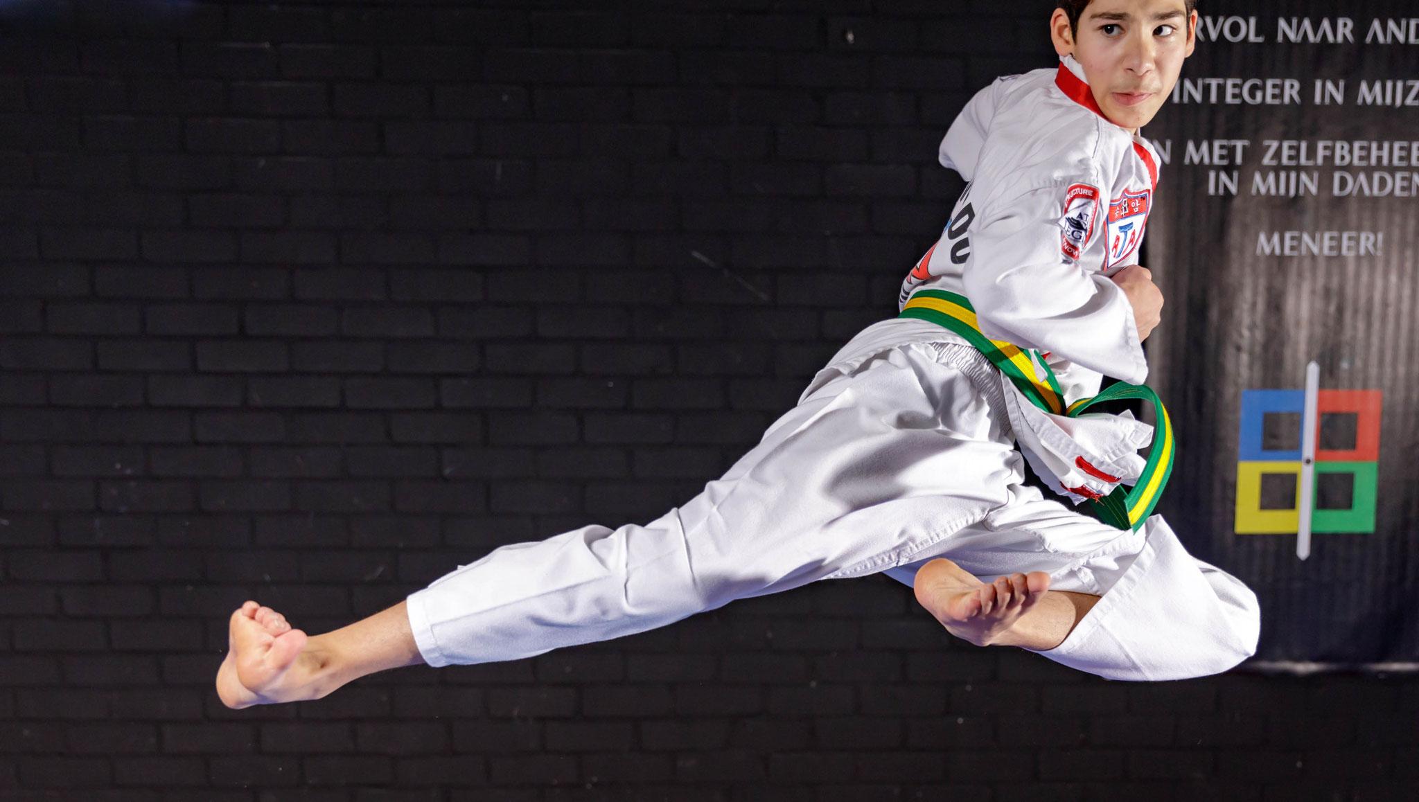 Storytelling M.O. Martial Arts Songham Taekwondo | © M.O. Martial Arts