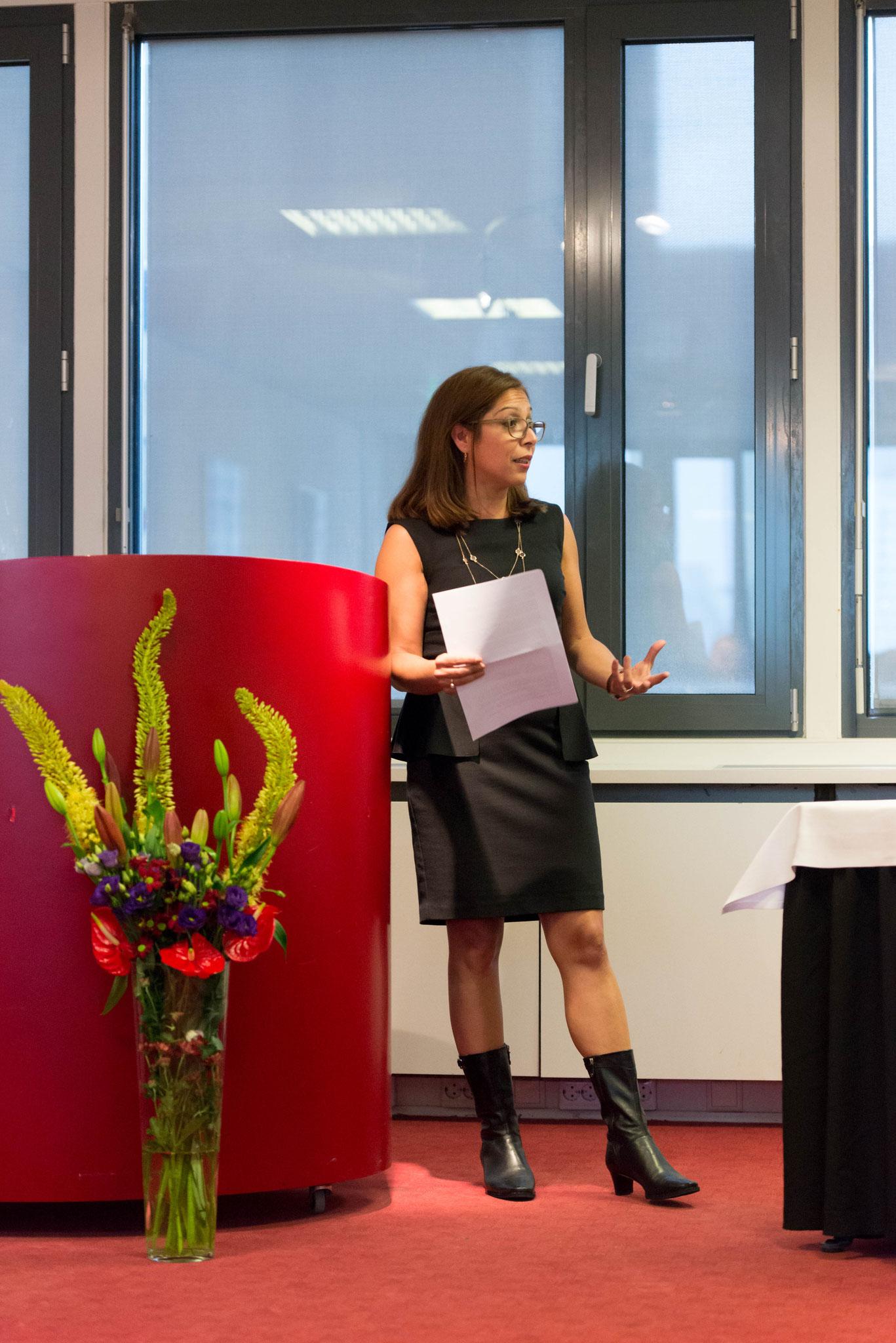 Speech Diploma-uitreiking  | © EuroCollege