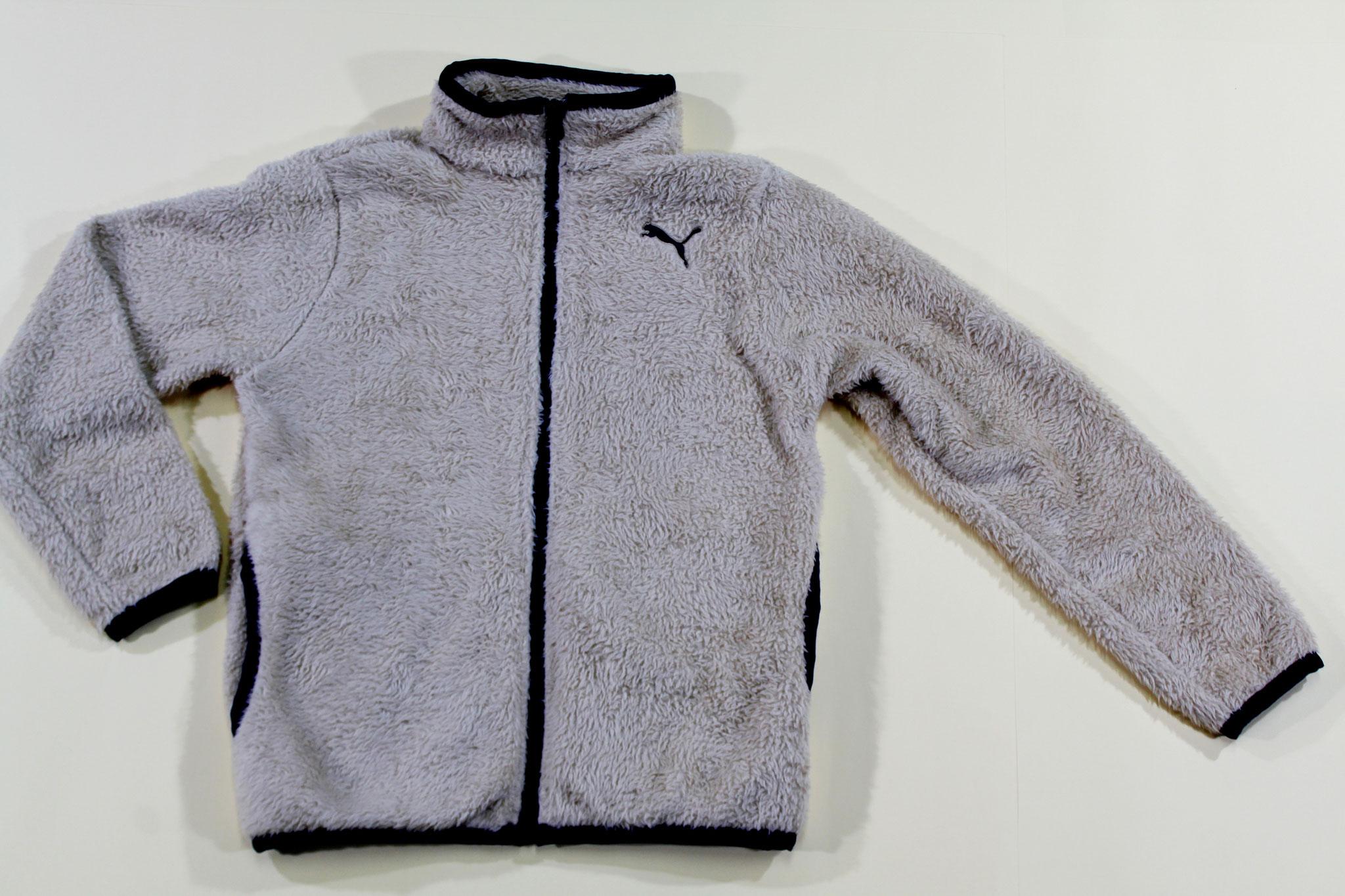 プーマ ジュニアボアジャケット