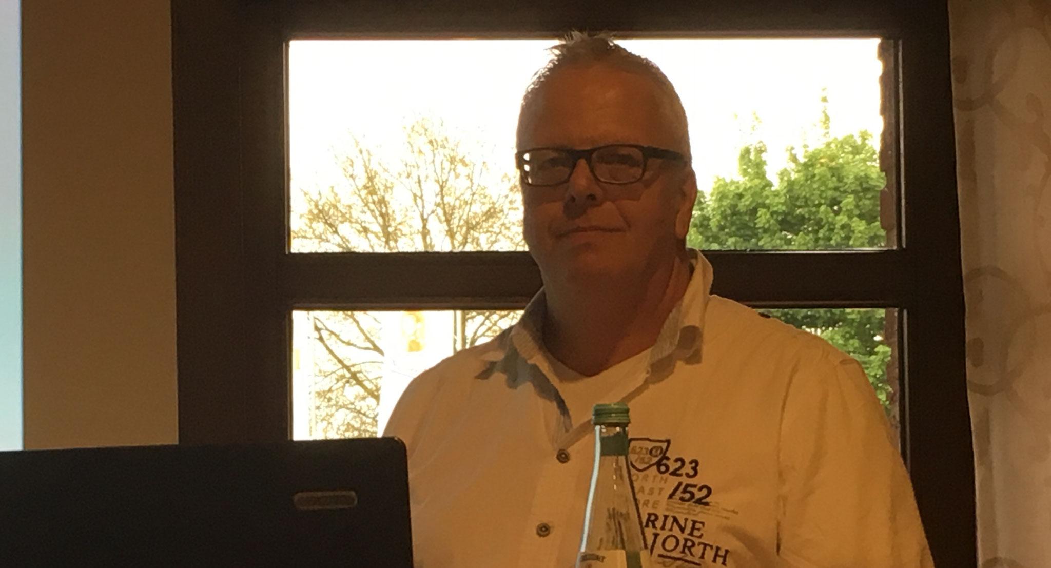Referent: Thomas Wieling vom SKF    (Sozialdienst katholischer Frauen e.V.)