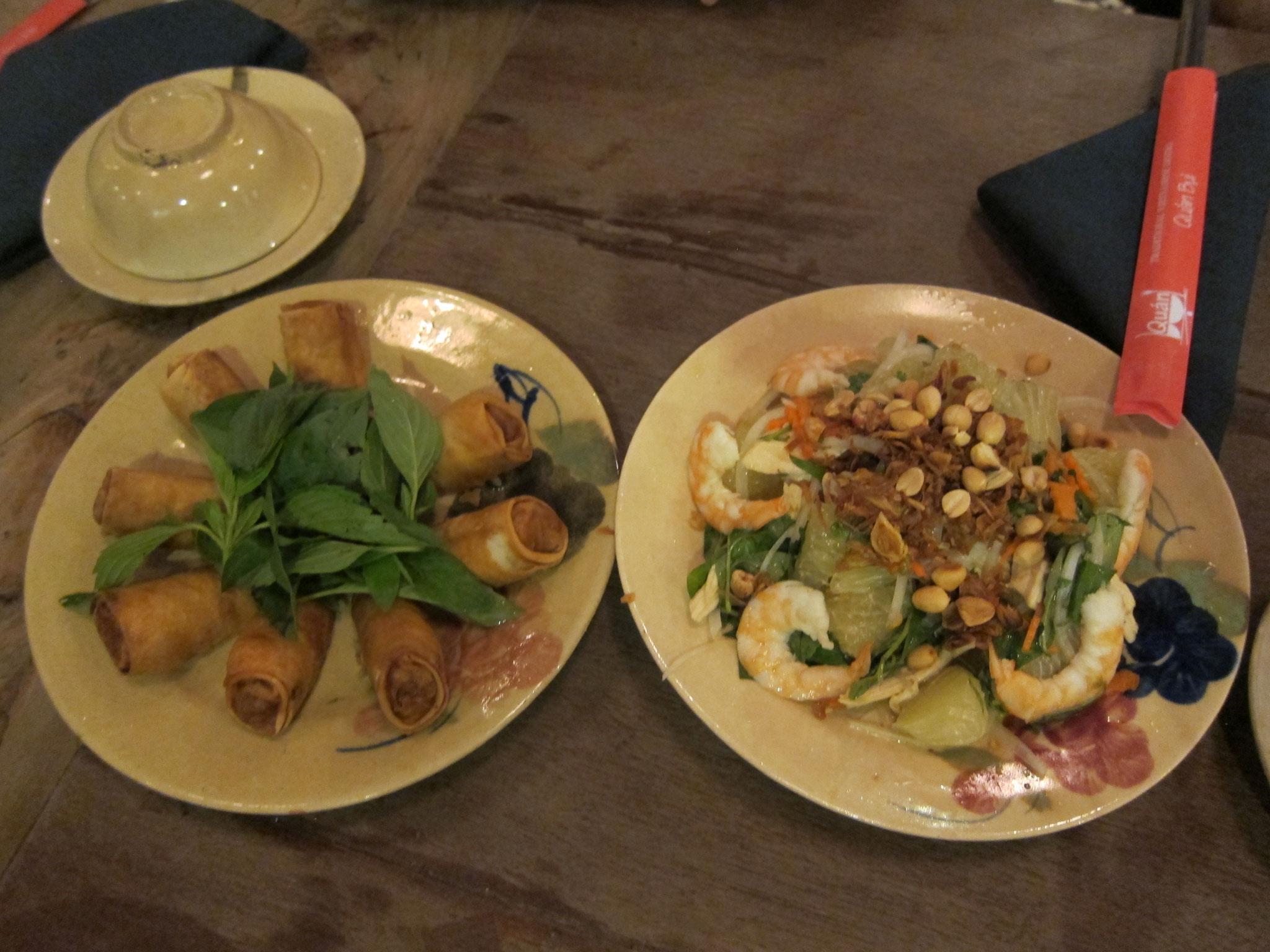 Quan Bui Saigon Pomelo Salat