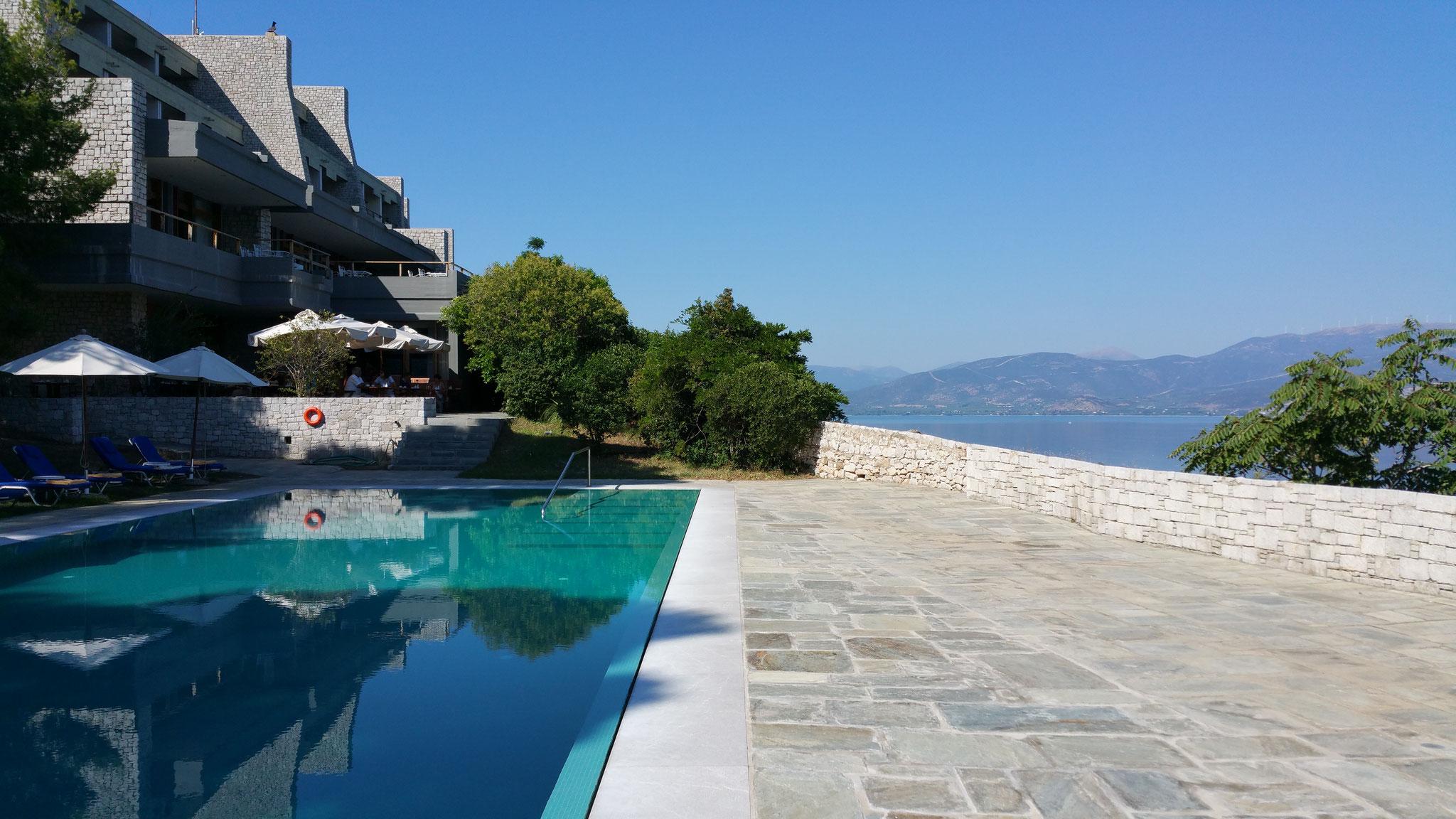Nafplia Palace Pool