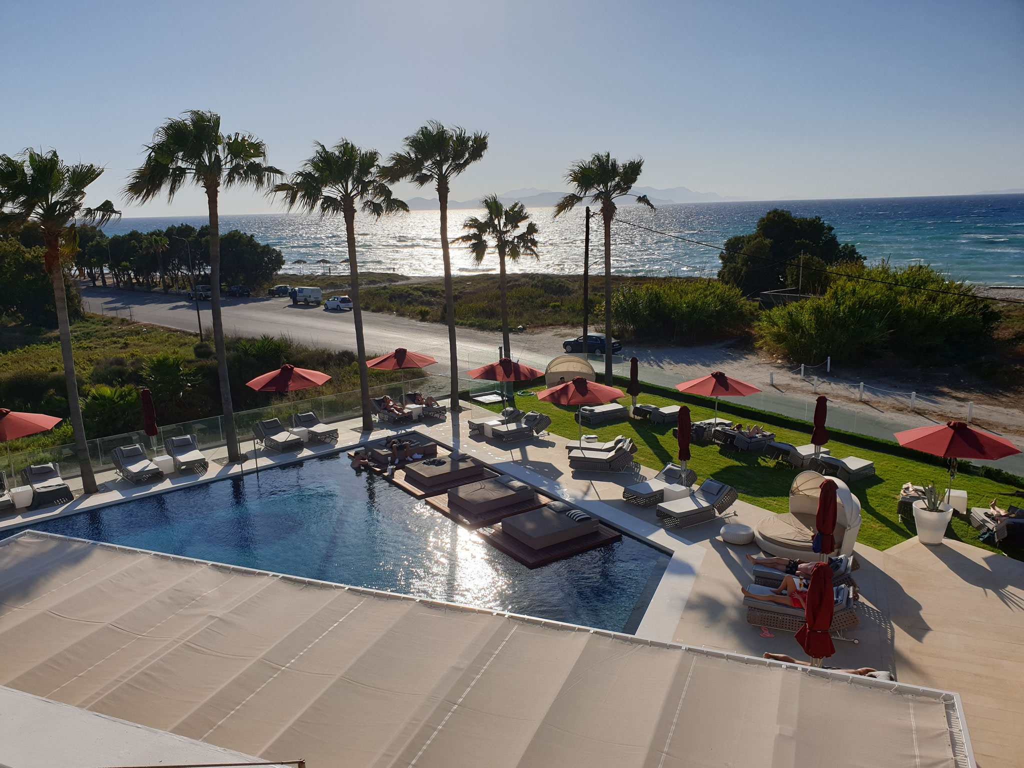 Aqua Blu Hotel auf Kos