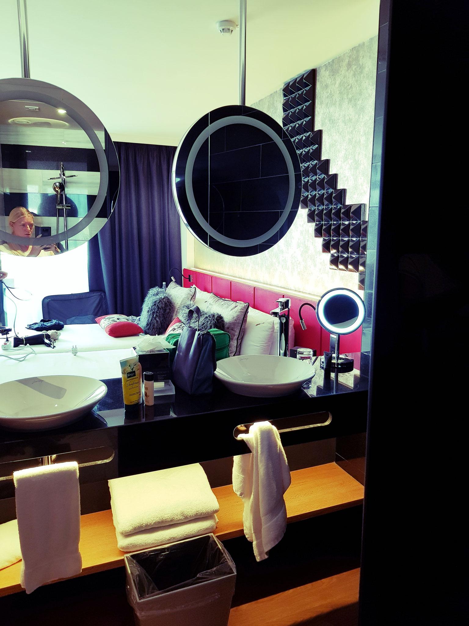 Hard Rock Hotel Teneriffa Badezimmer