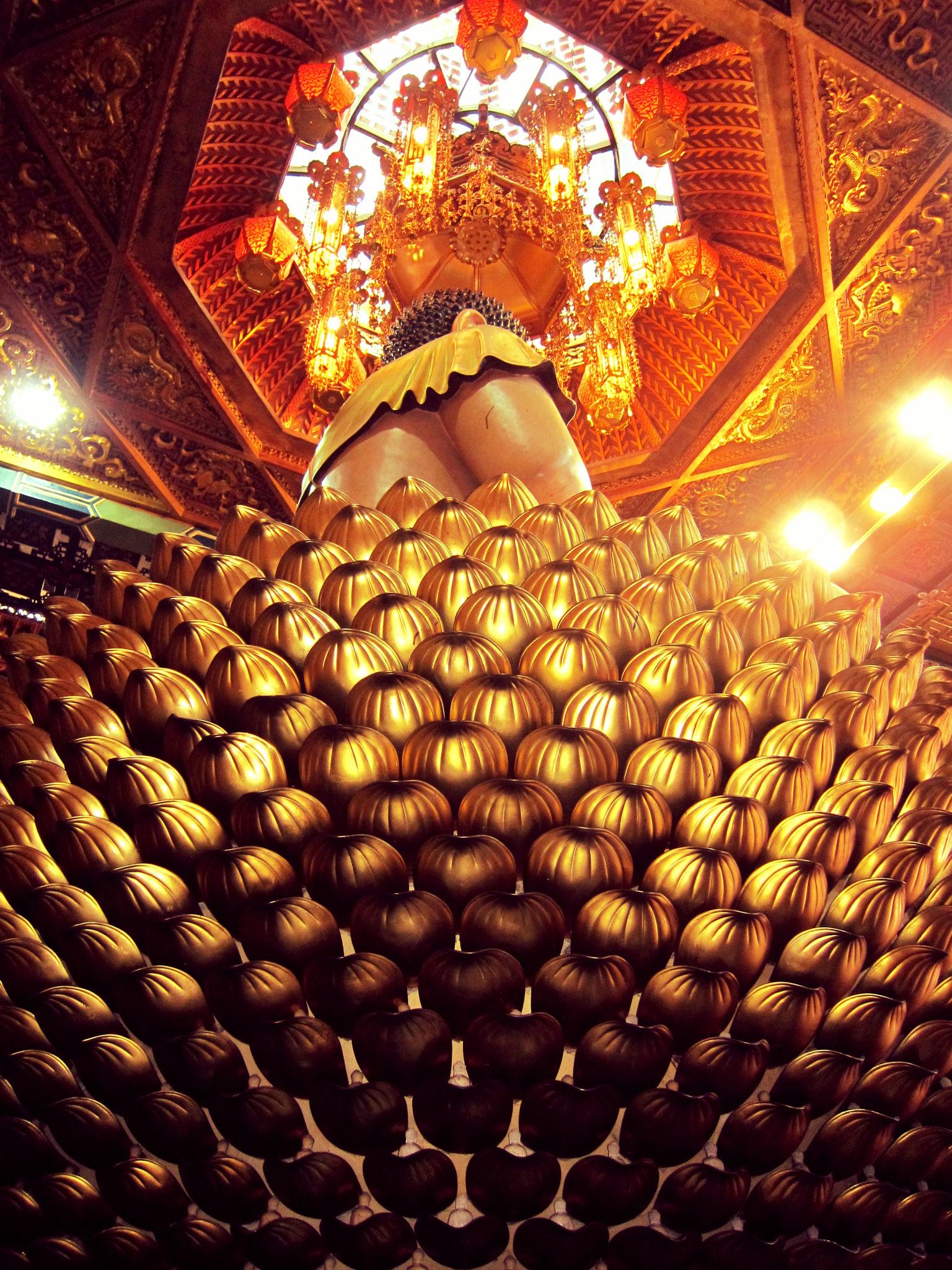 Tempel der 10.000 Buddha in Saigon