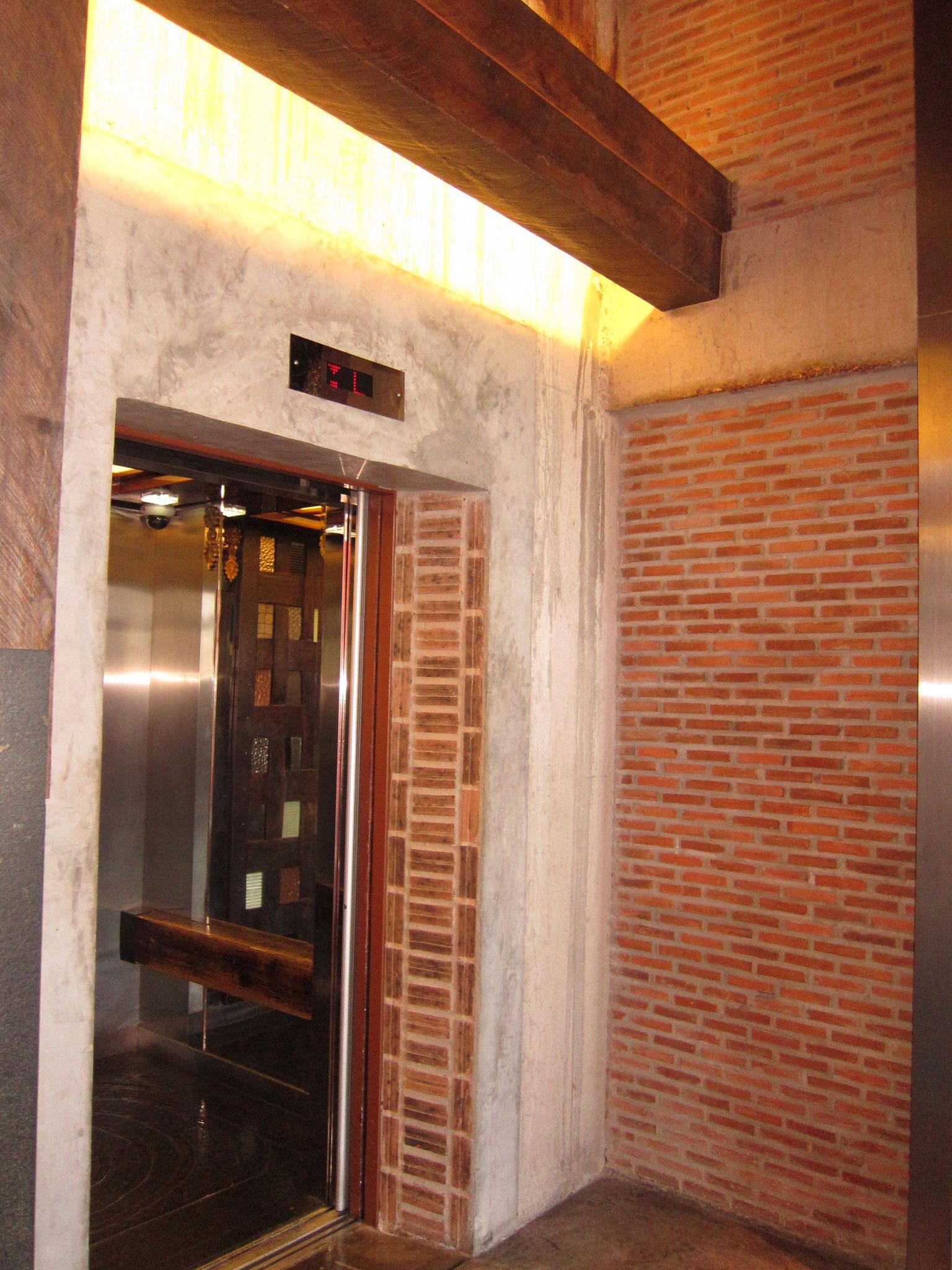 Fahrstuhl Siam@Siam